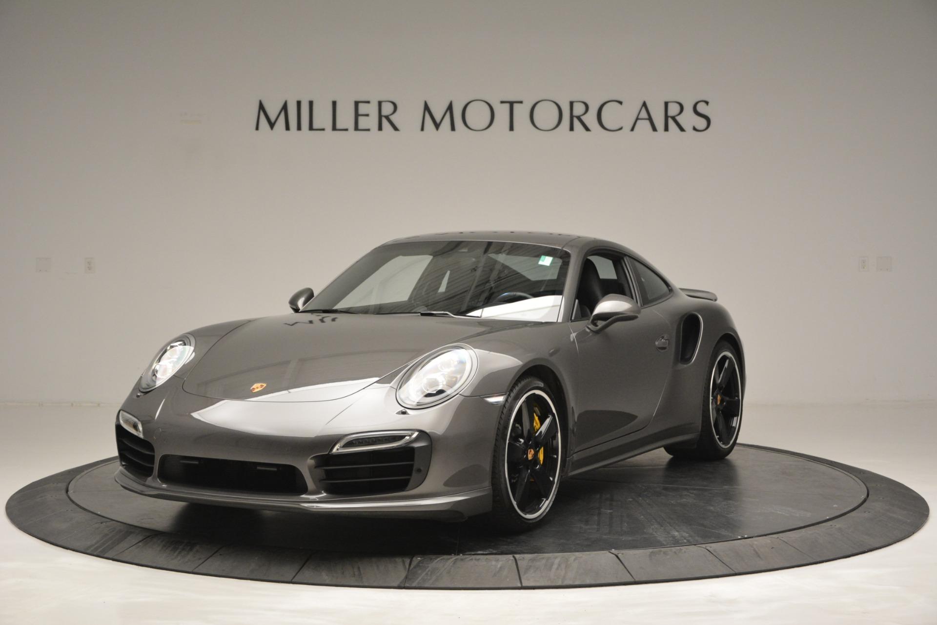 Used 2015 Porsche 911 Turbo S For Sale In Greenwich, CT 2923_main