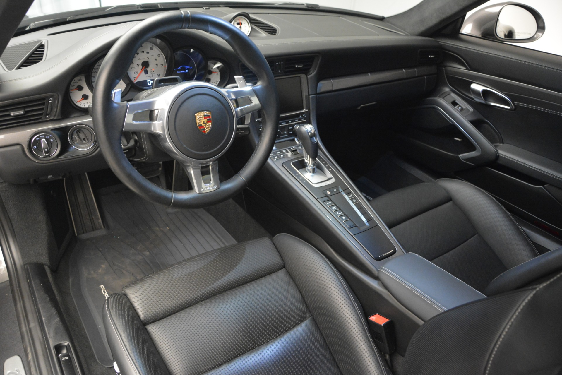 Used 2015 Porsche 911 Turbo S For Sale In Greenwich, CT 2923_p14