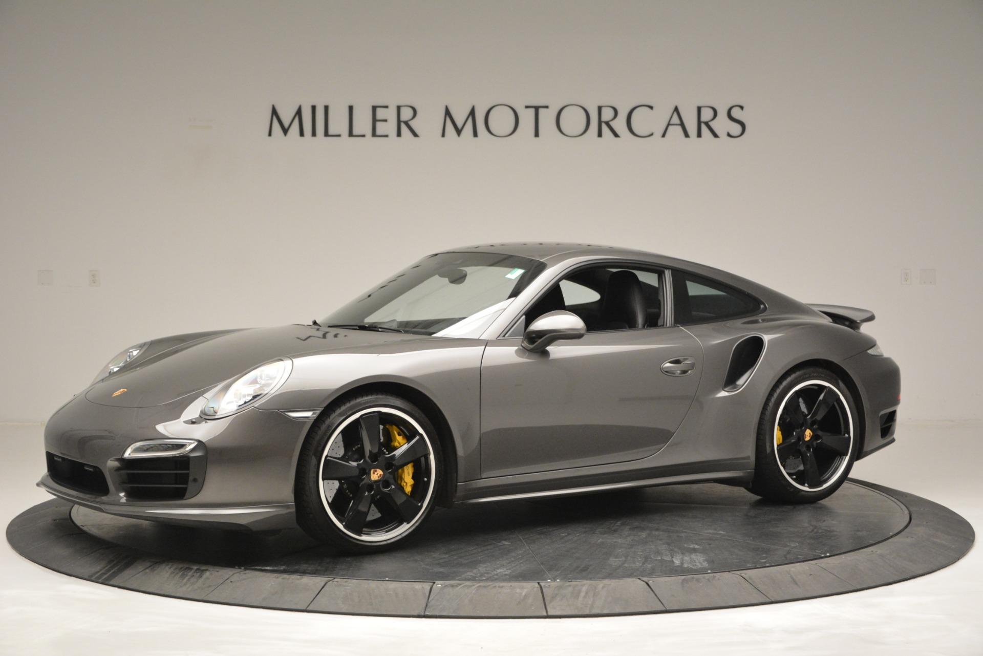 Used 2015 Porsche 911 Turbo S For Sale In Greenwich, CT 2923_p2