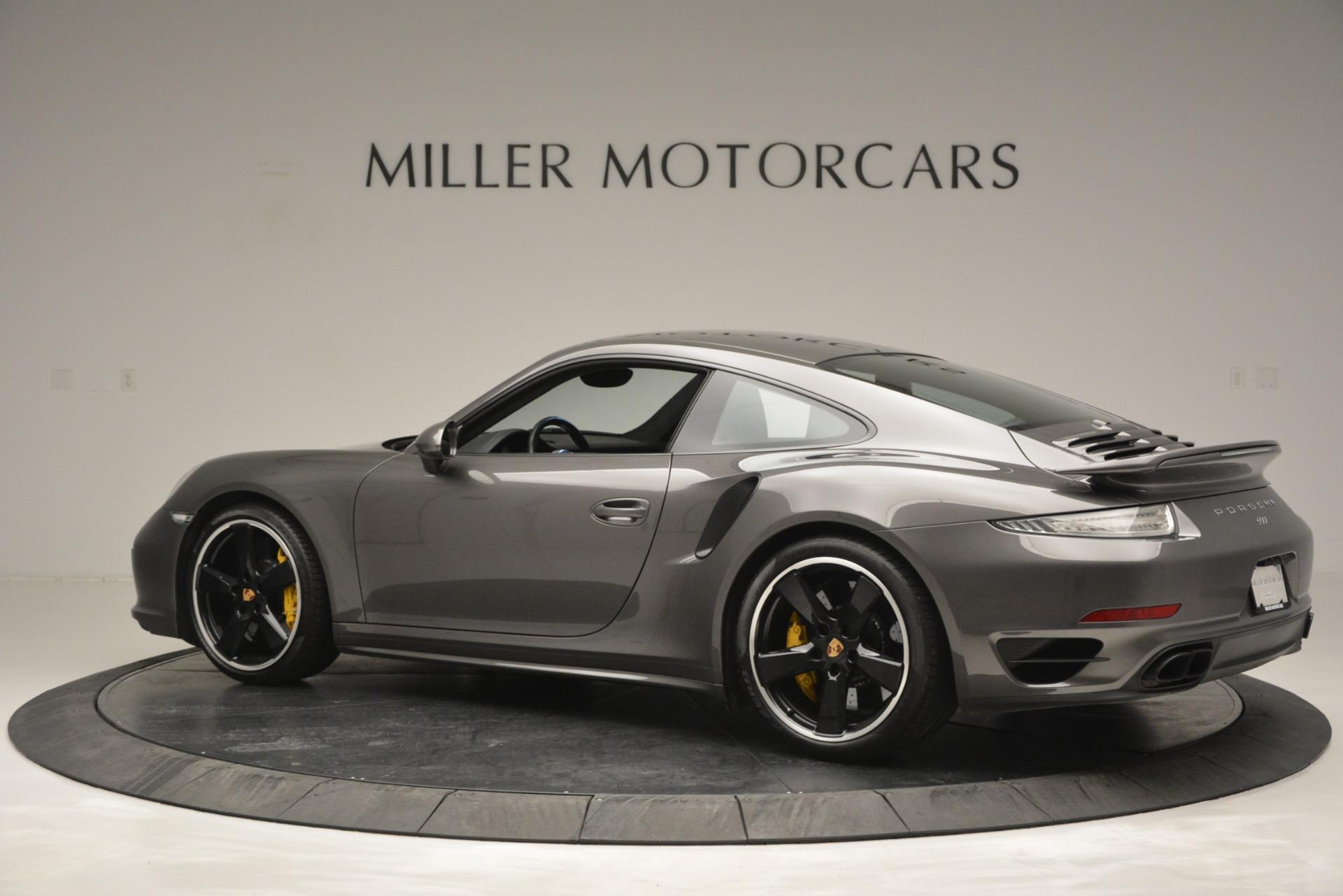 Used 2015 Porsche 911 Turbo S For Sale In Greenwich, CT 2923_p4
