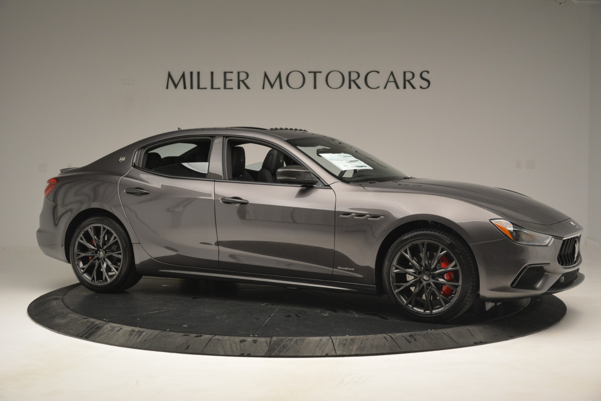 New 2019 Maserati Ghibli S Q4 GranSport For Sale In Greenwich, CT 2925_p11