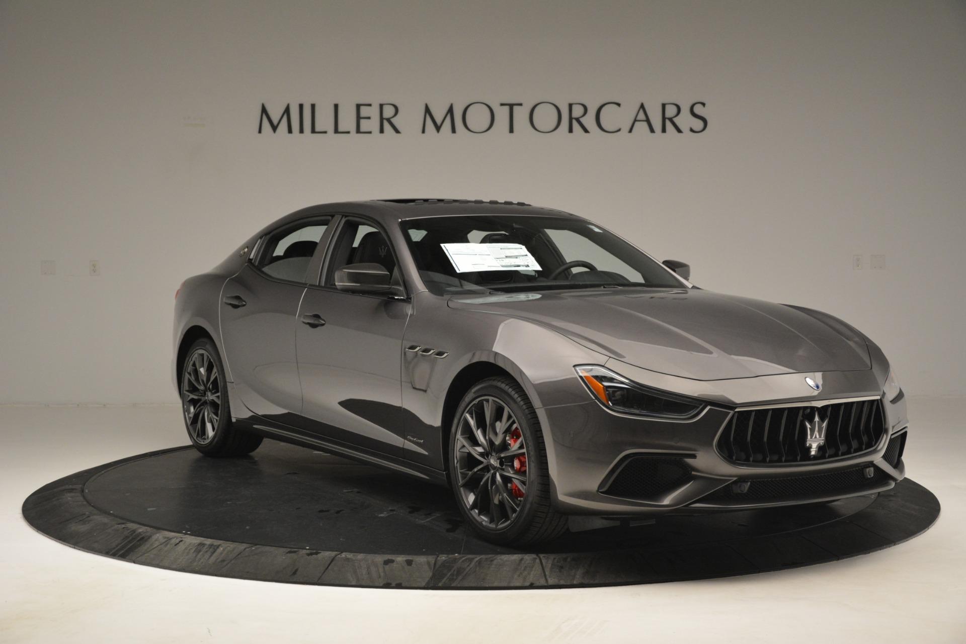 New 2019 Maserati Ghibli S Q4 GranSport For Sale In Greenwich, CT 2925_p12
