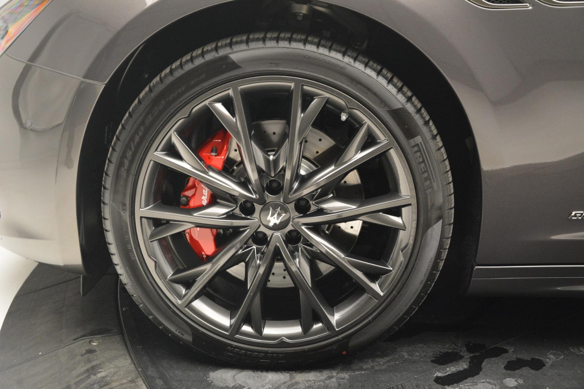 New 2019 Maserati Ghibli S Q4 GranSport For Sale In Greenwich, CT 2925_p26
