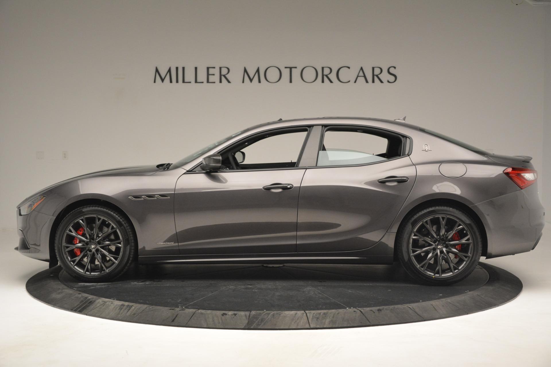 New 2019 Maserati Ghibli S Q4 GranSport For Sale In Greenwich, CT 2925_p4