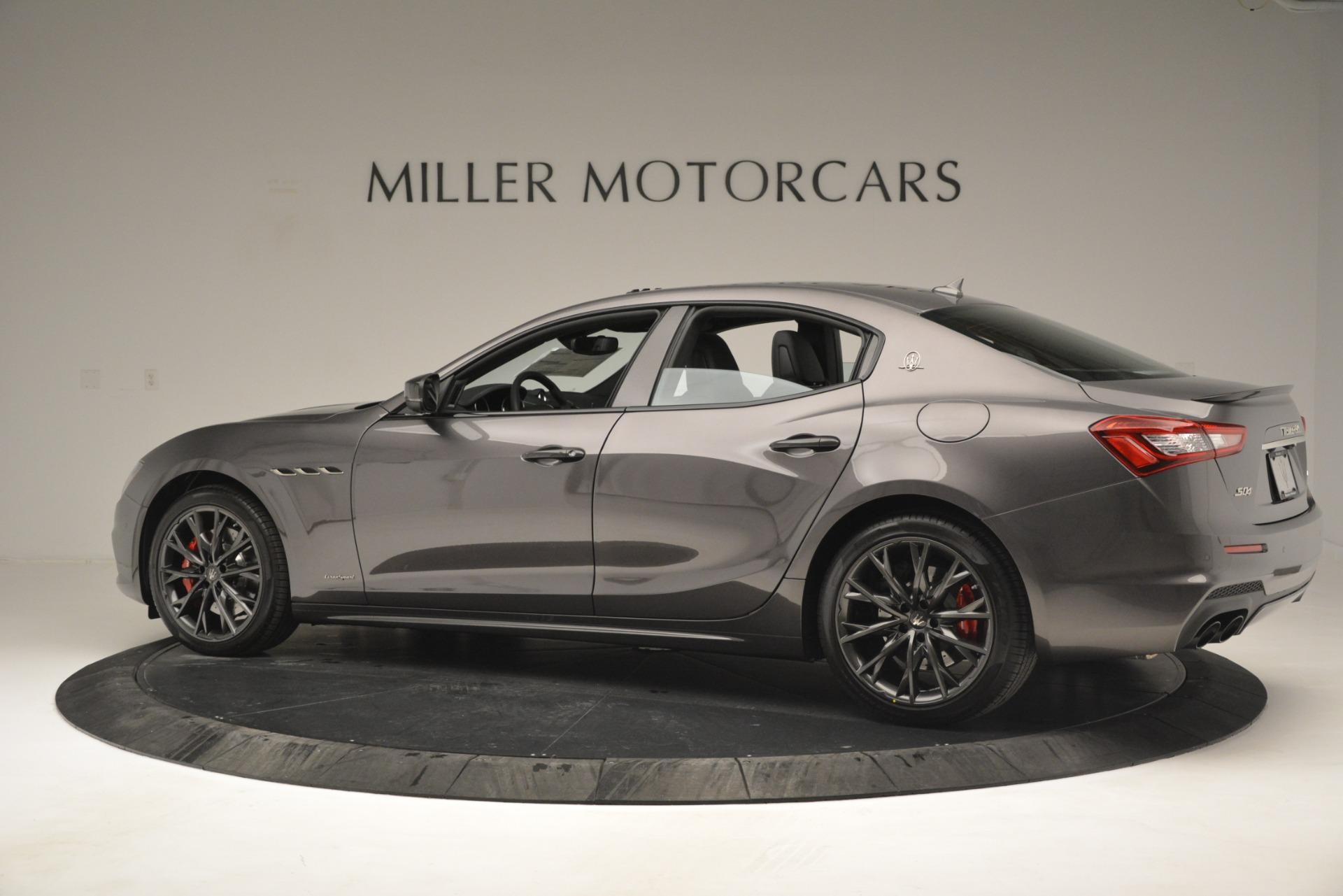 New 2019 Maserati Ghibli S Q4 GranSport For Sale In Greenwich, CT 2925_p5