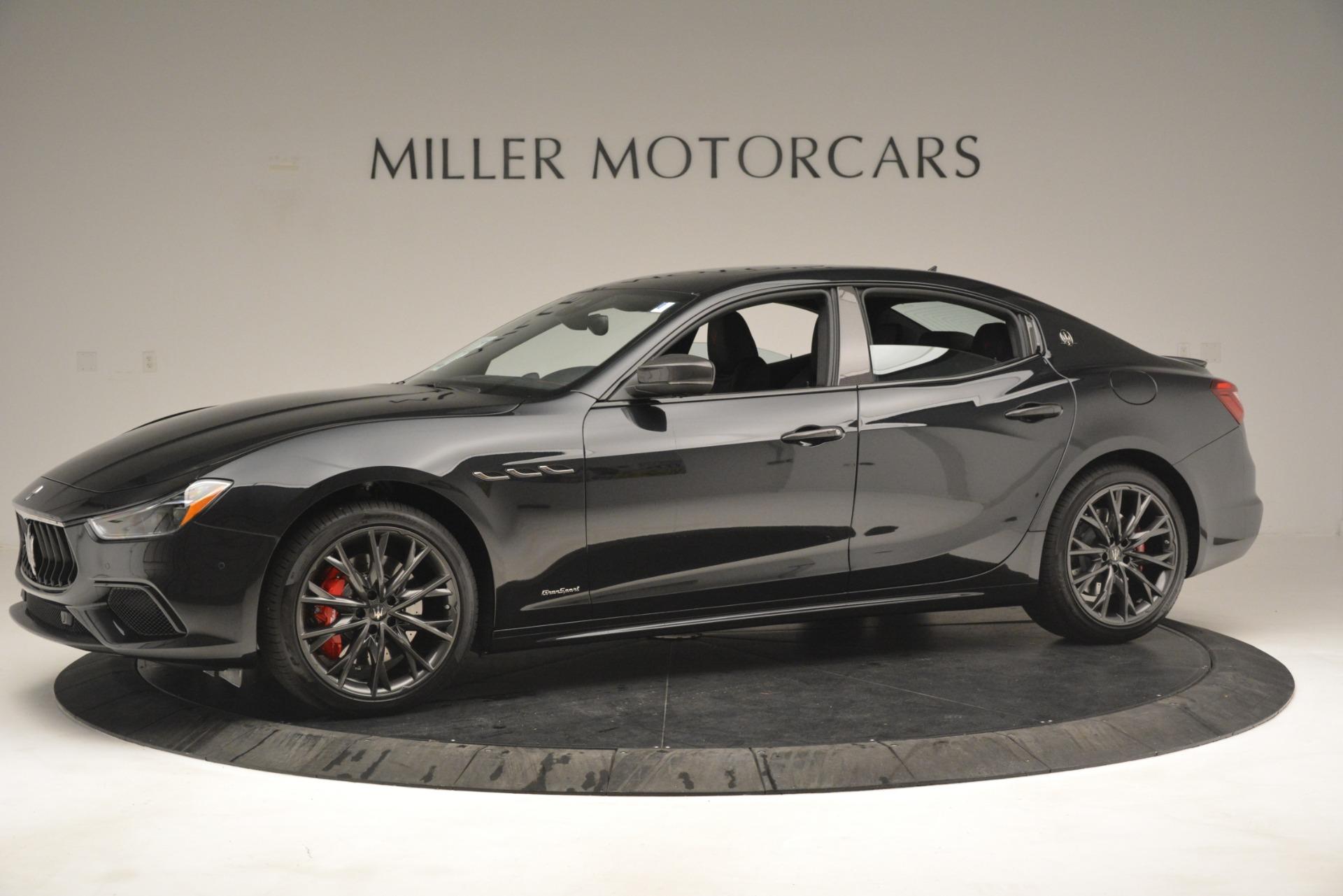 New 2019 Maserati Ghibli S Q4 GranSport For Sale In Greenwich, CT 2926_p2