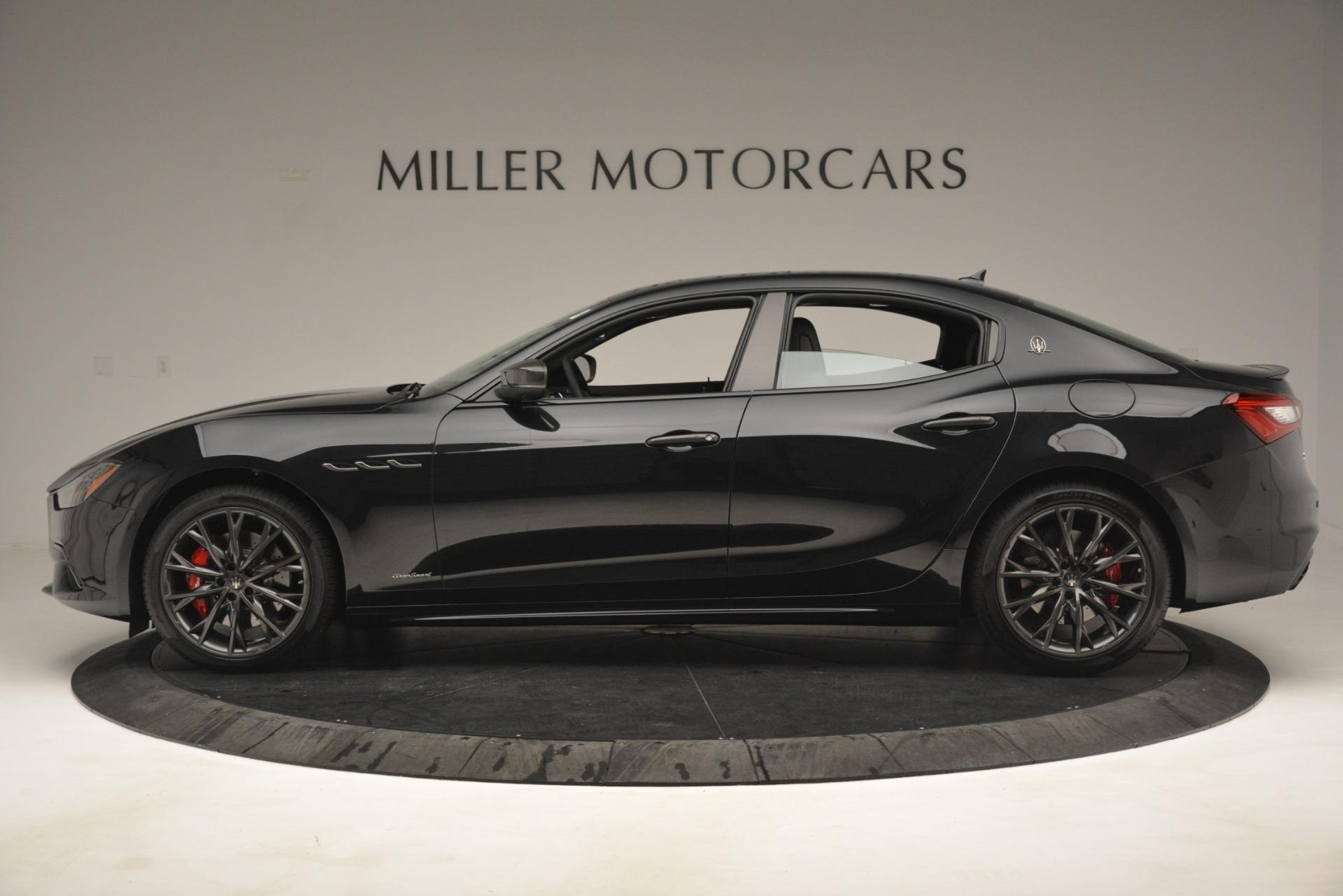 New 2019 Maserati Ghibli S Q4 GranSport For Sale In Greenwich, CT 2926_p3