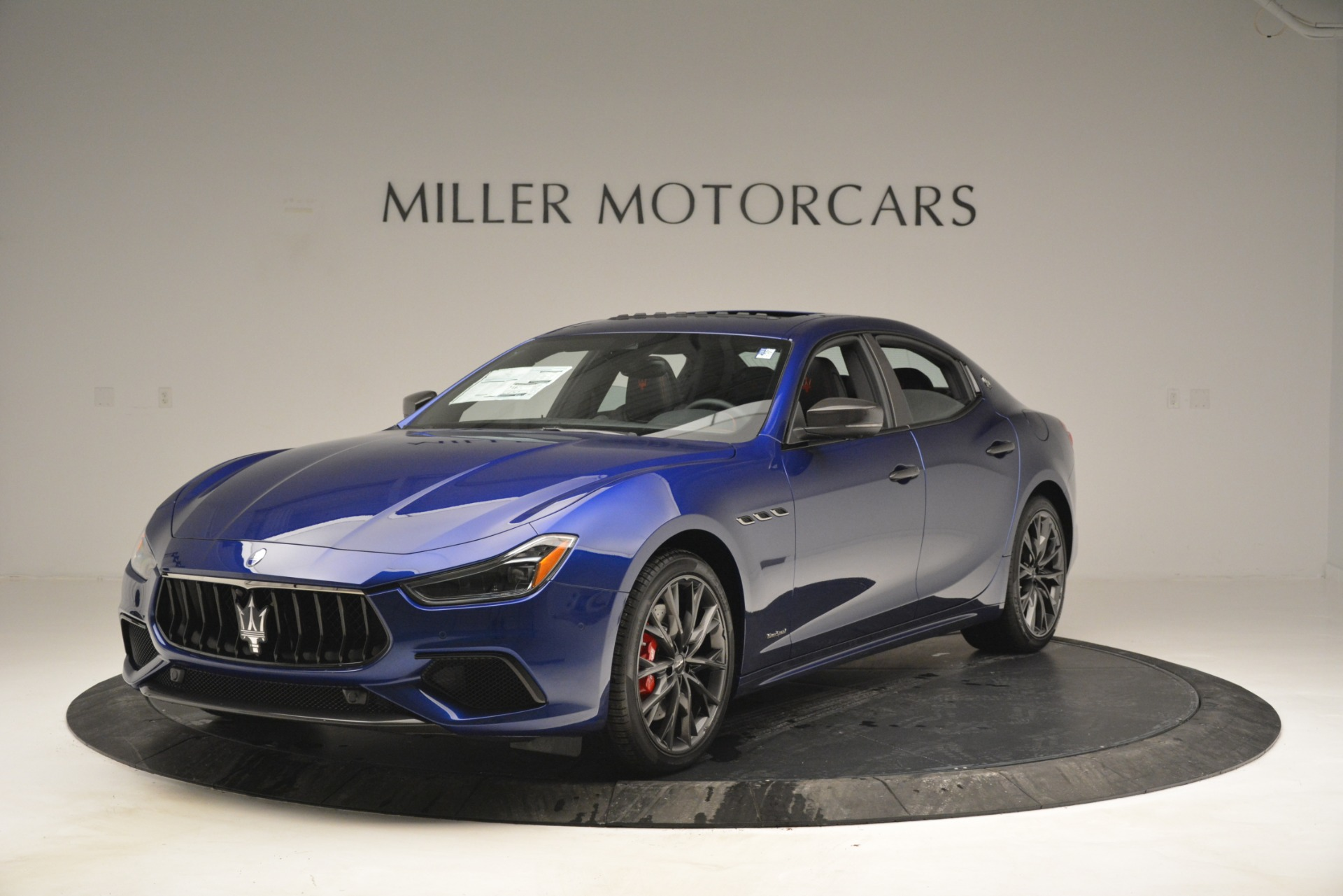 New 2019 Maserati Ghibli S Q4 GranSport For Sale In Greenwich, CT 2928_main