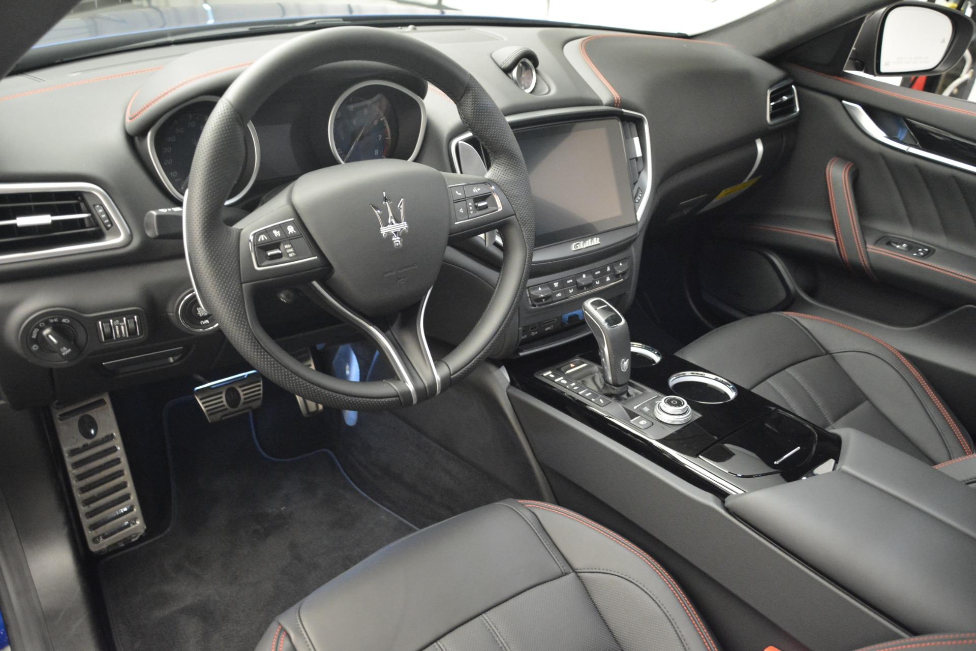 New 2019 Maserati Ghibli S Q4 GranSport For Sale In Greenwich, CT 2928_p14