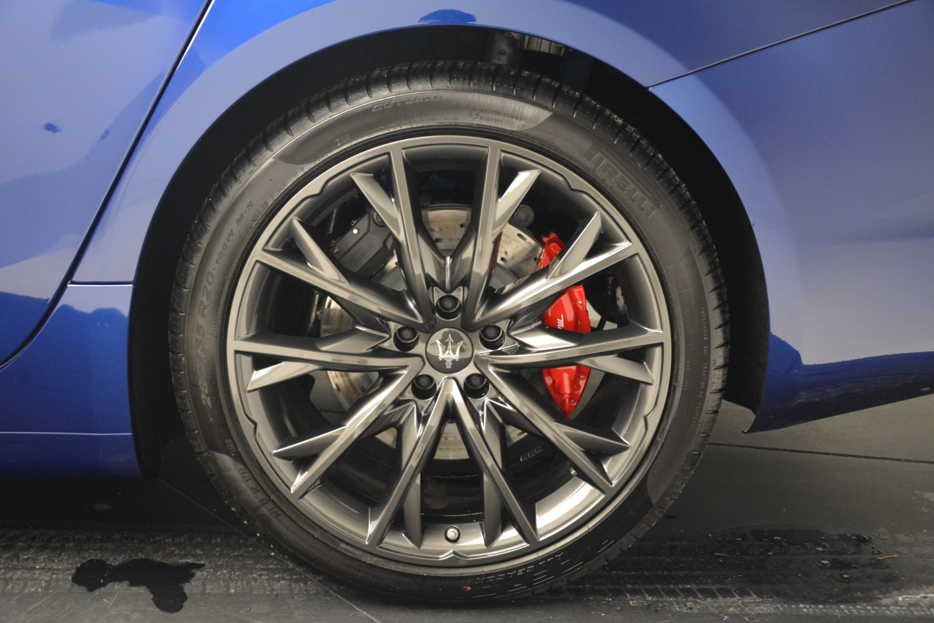 New 2019 Maserati Ghibli S Q4 GranSport For Sale In Greenwich, CT 2928_p25