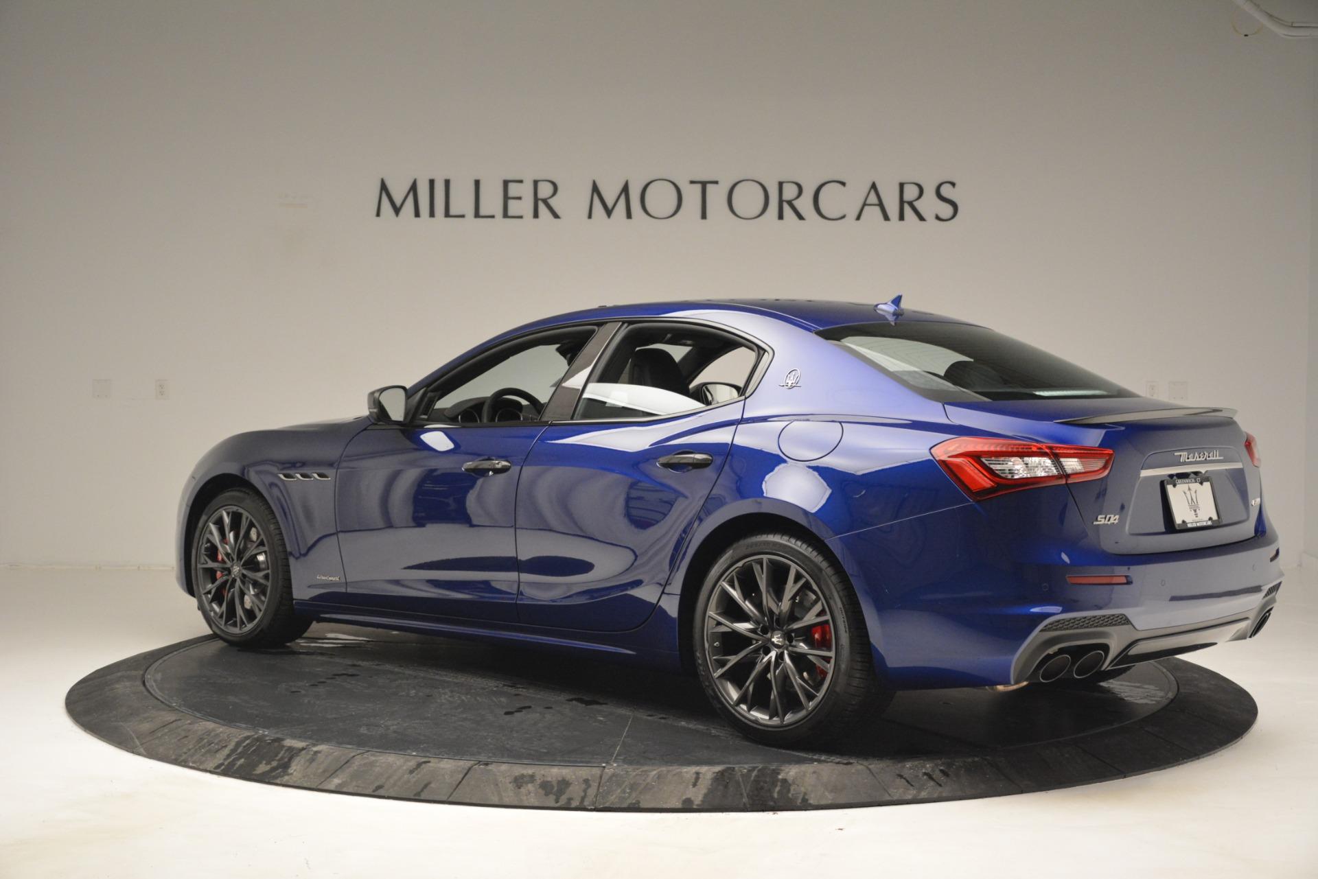 New 2019 Maserati Ghibli S Q4 GranSport For Sale In Greenwich, CT 2928_p4