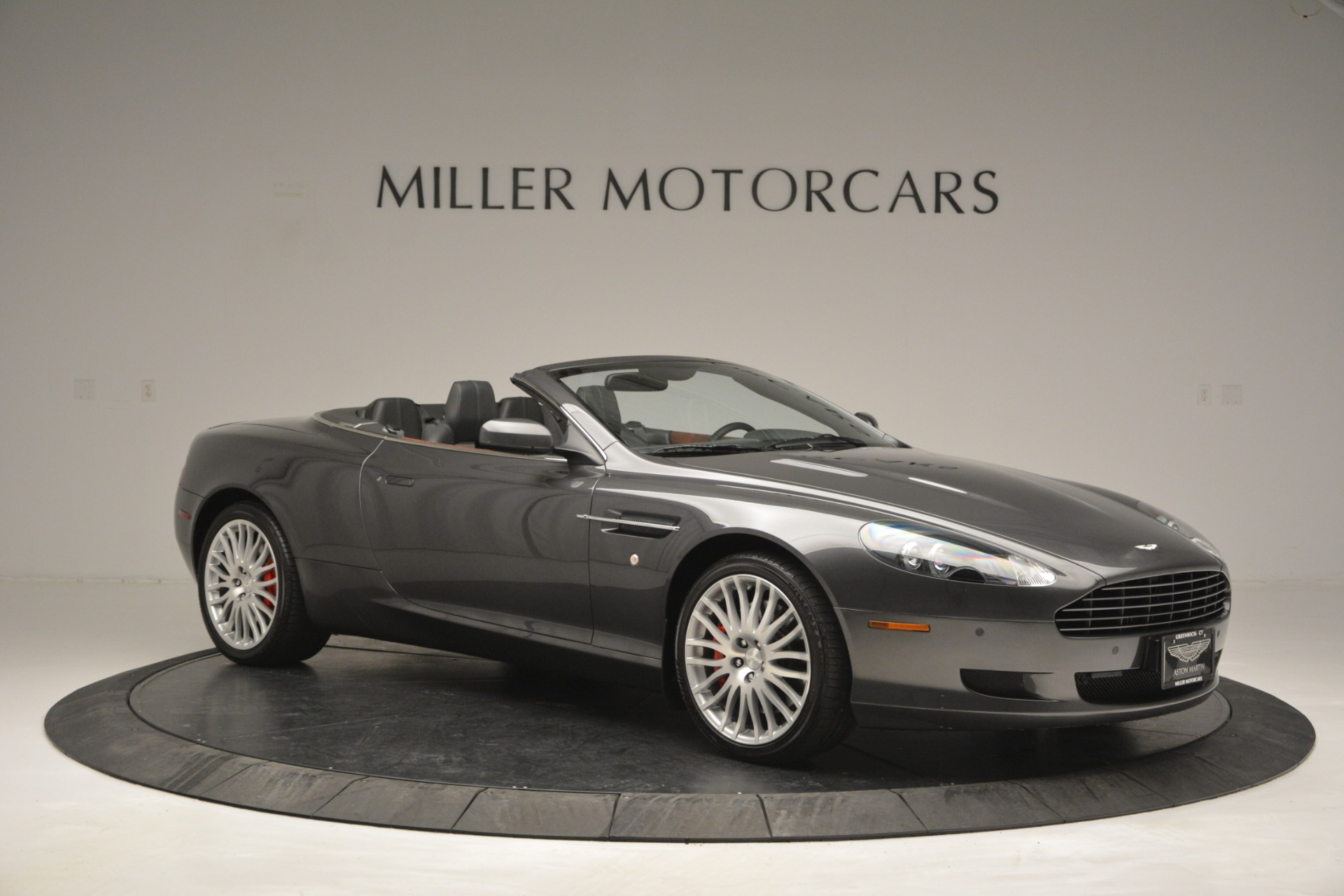 Used 2009 Aston Martin DB9 Convertible For Sale In Greenwich, CT 2930_p10
