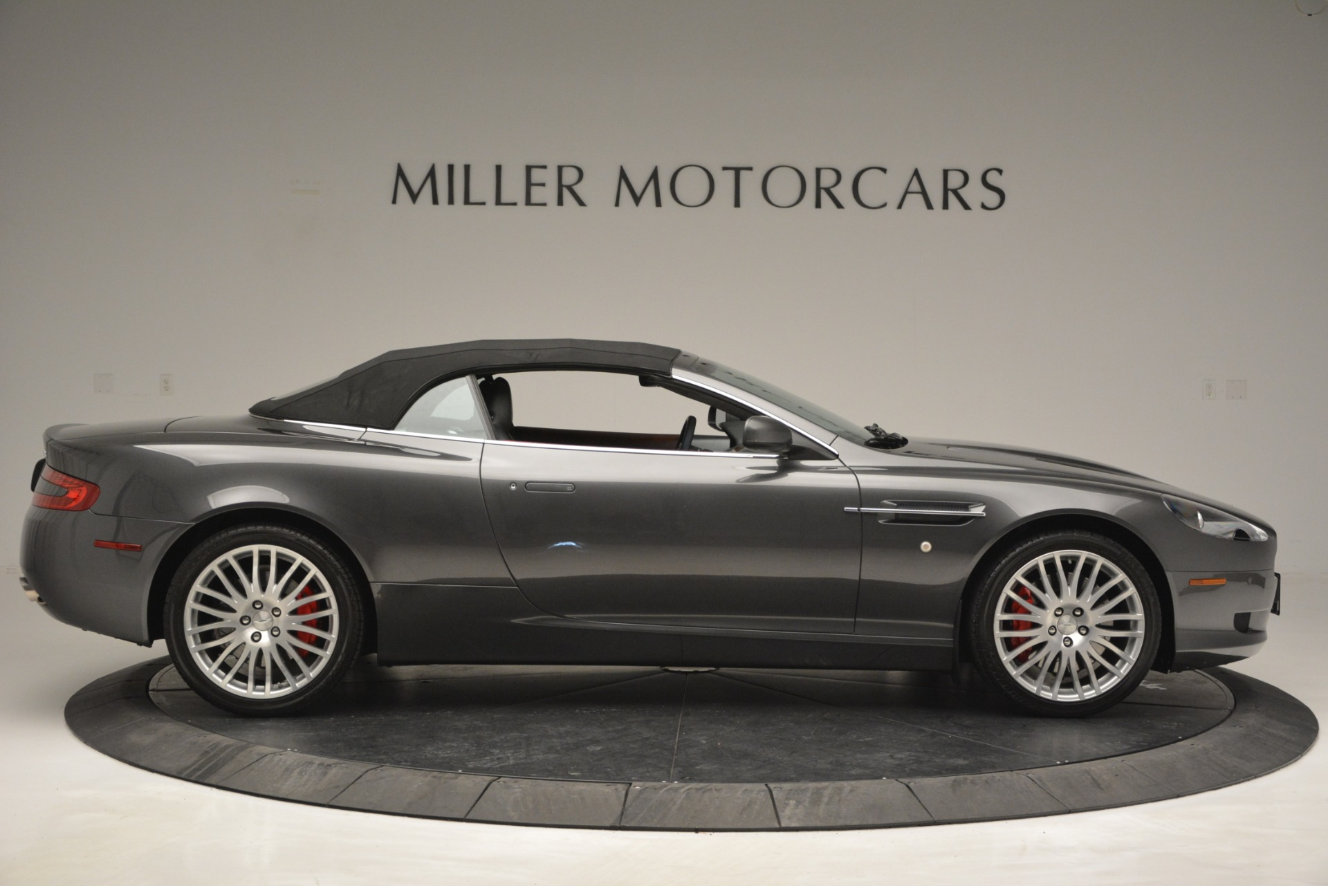 Used 2009 Aston Martin DB9 Convertible For Sale In Greenwich, CT 2930_p13