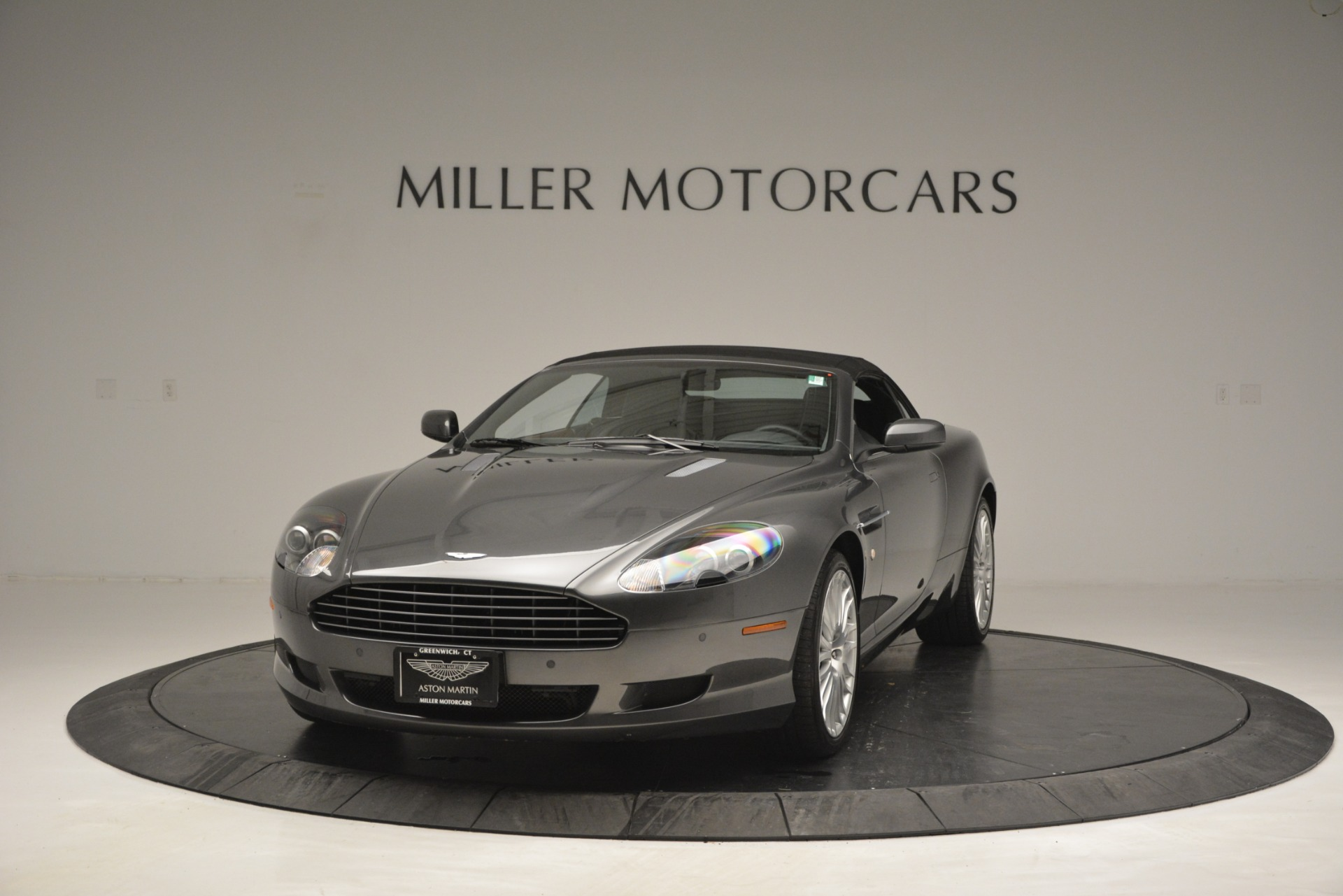 Used 2009 Aston Martin DB9 Convertible For Sale In Greenwich, CT 2930_p17