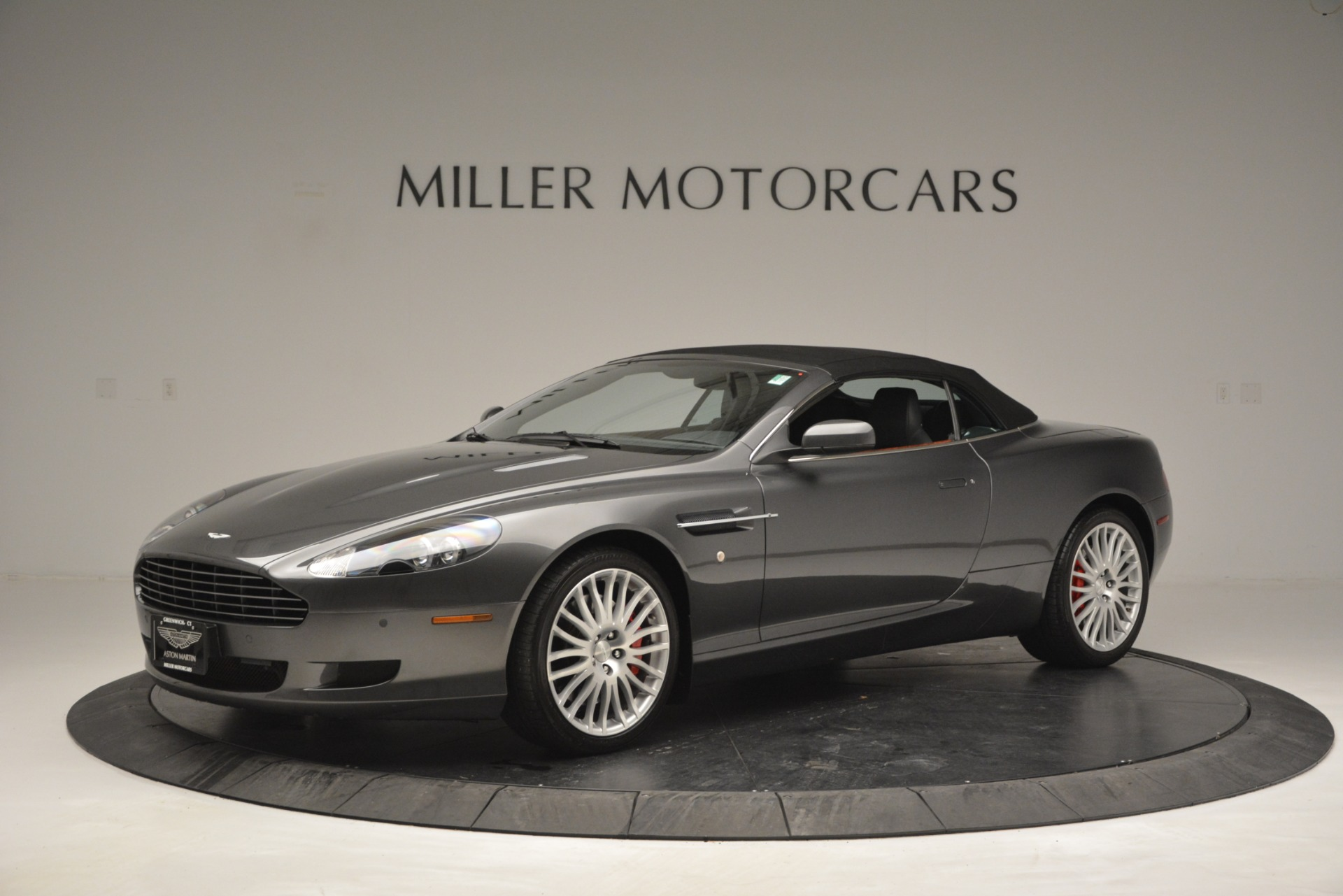 Used 2009 Aston Martin DB9 Convertible For Sale In Greenwich, CT 2930_p18
