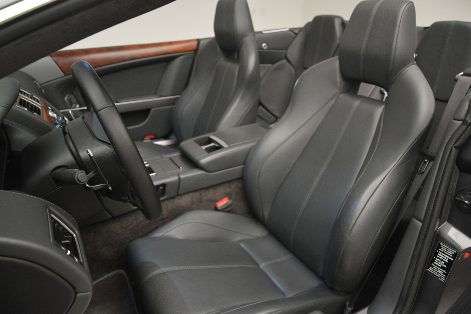 Used 2009 Aston Martin DB9 Convertible For Sale In Greenwich, CT 2930_p22