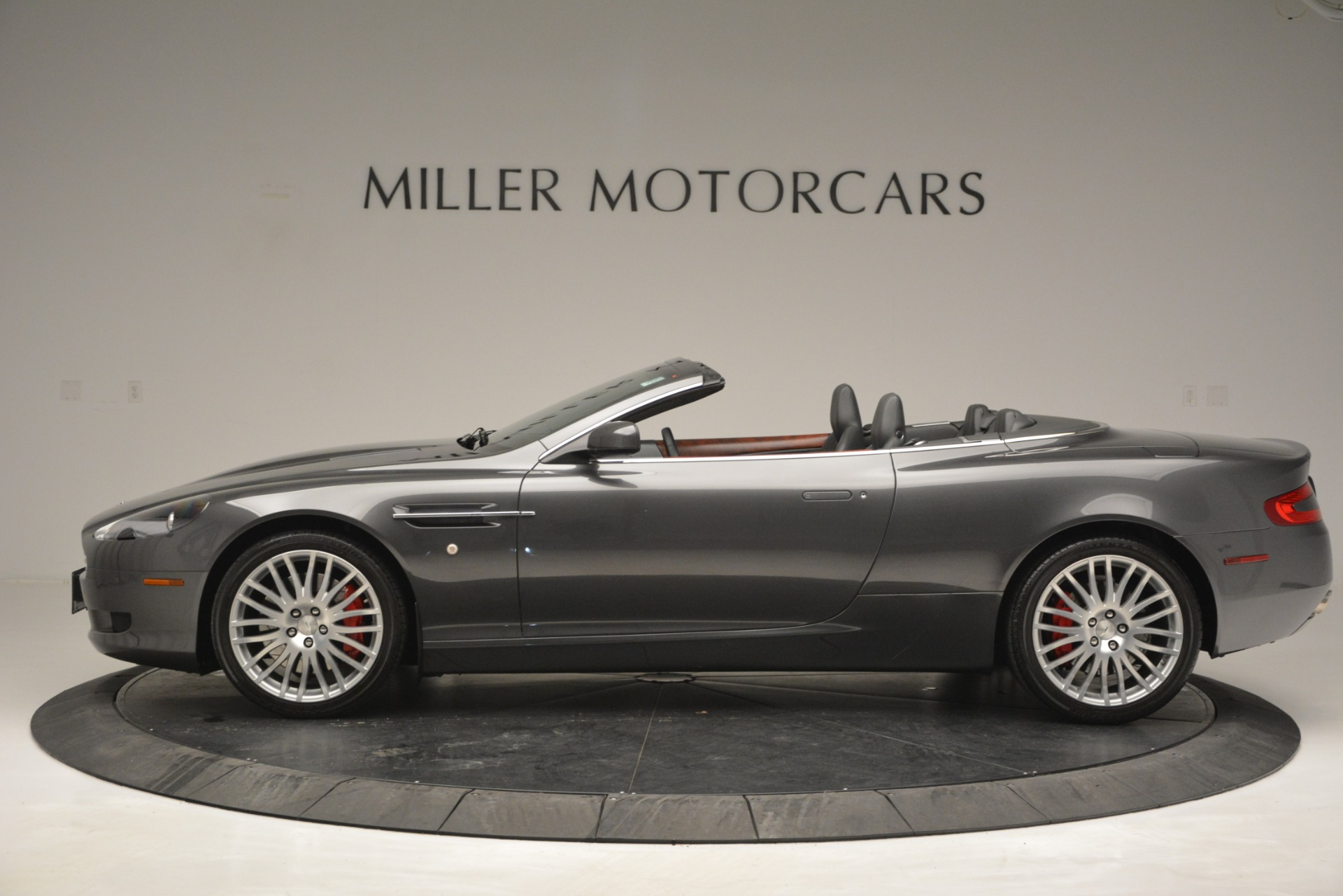 Used 2009 Aston Martin DB9 Convertible For Sale In Greenwich, CT 2930_p3