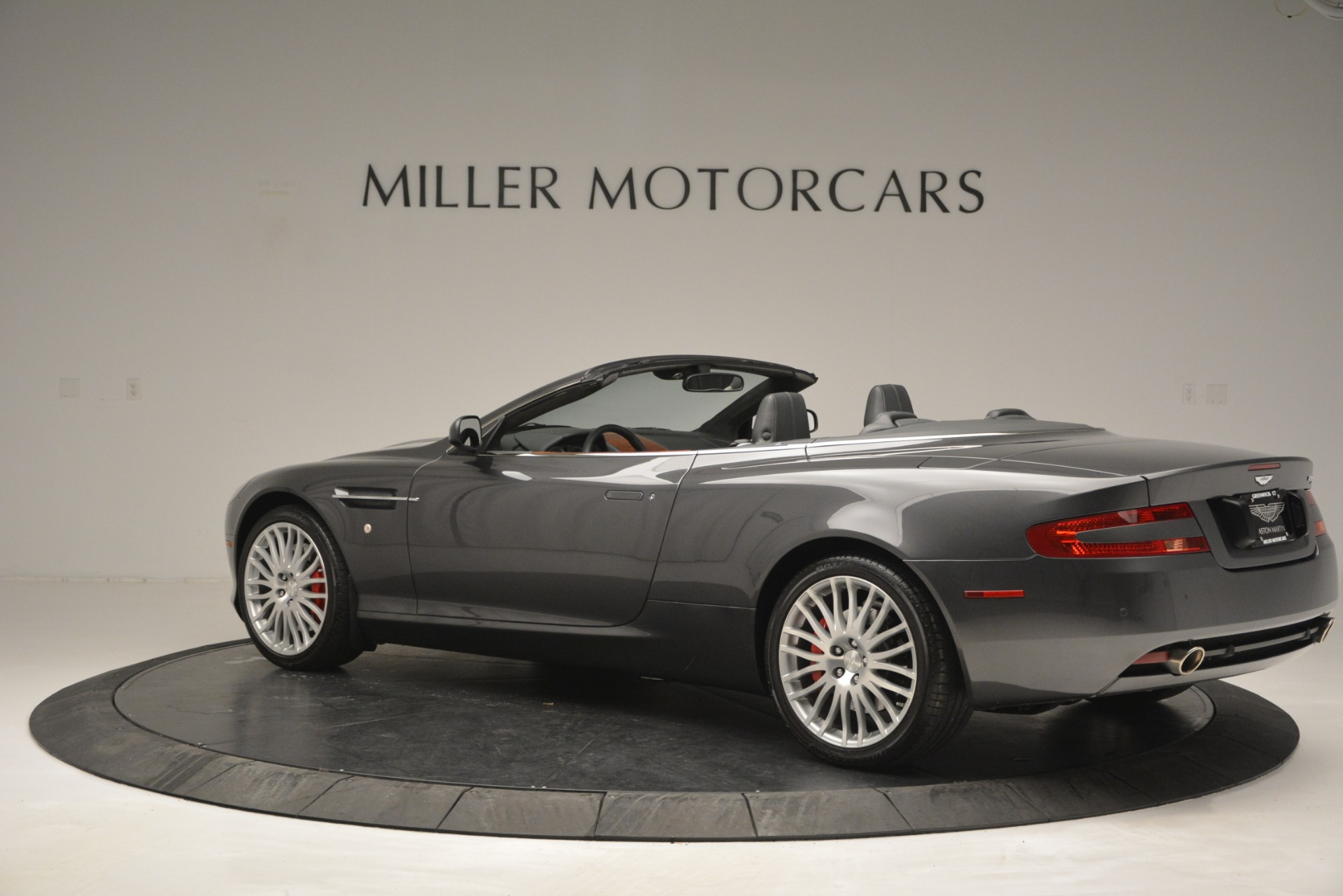 Used 2009 Aston Martin DB9 Convertible For Sale In Greenwich, CT 2930_p4