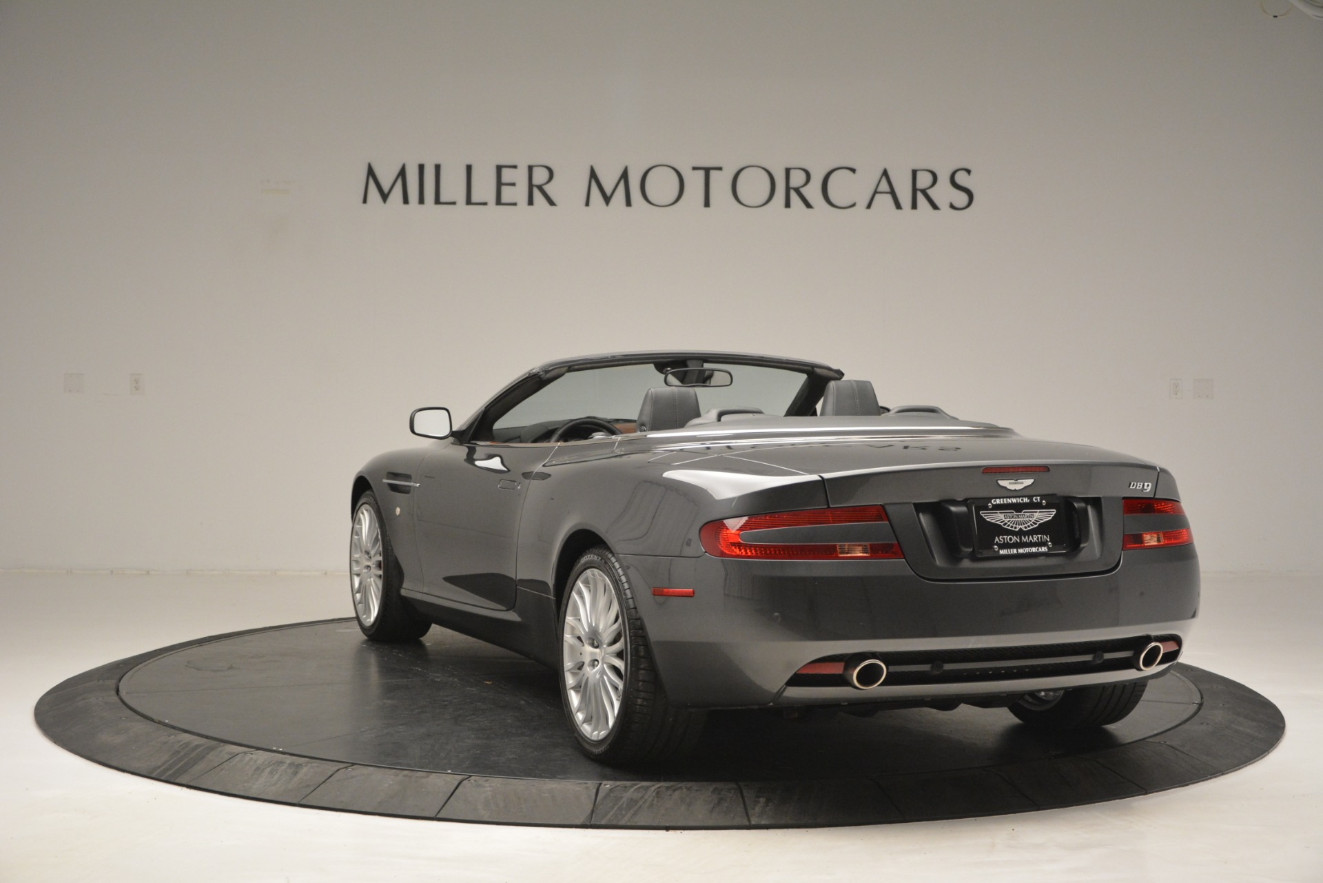 Used 2009 Aston Martin DB9 Convertible For Sale In Greenwich, CT 2930_p5