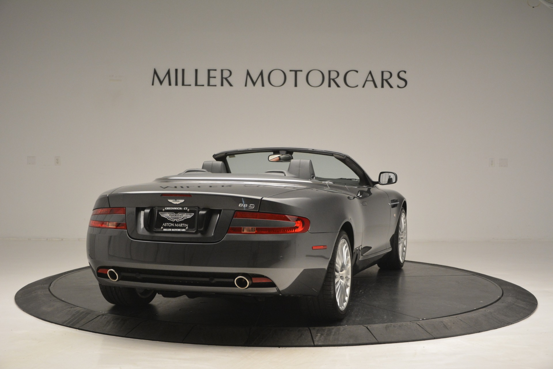 Used 2009 Aston Martin DB9 Convertible For Sale In Greenwich, CT 2930_p7