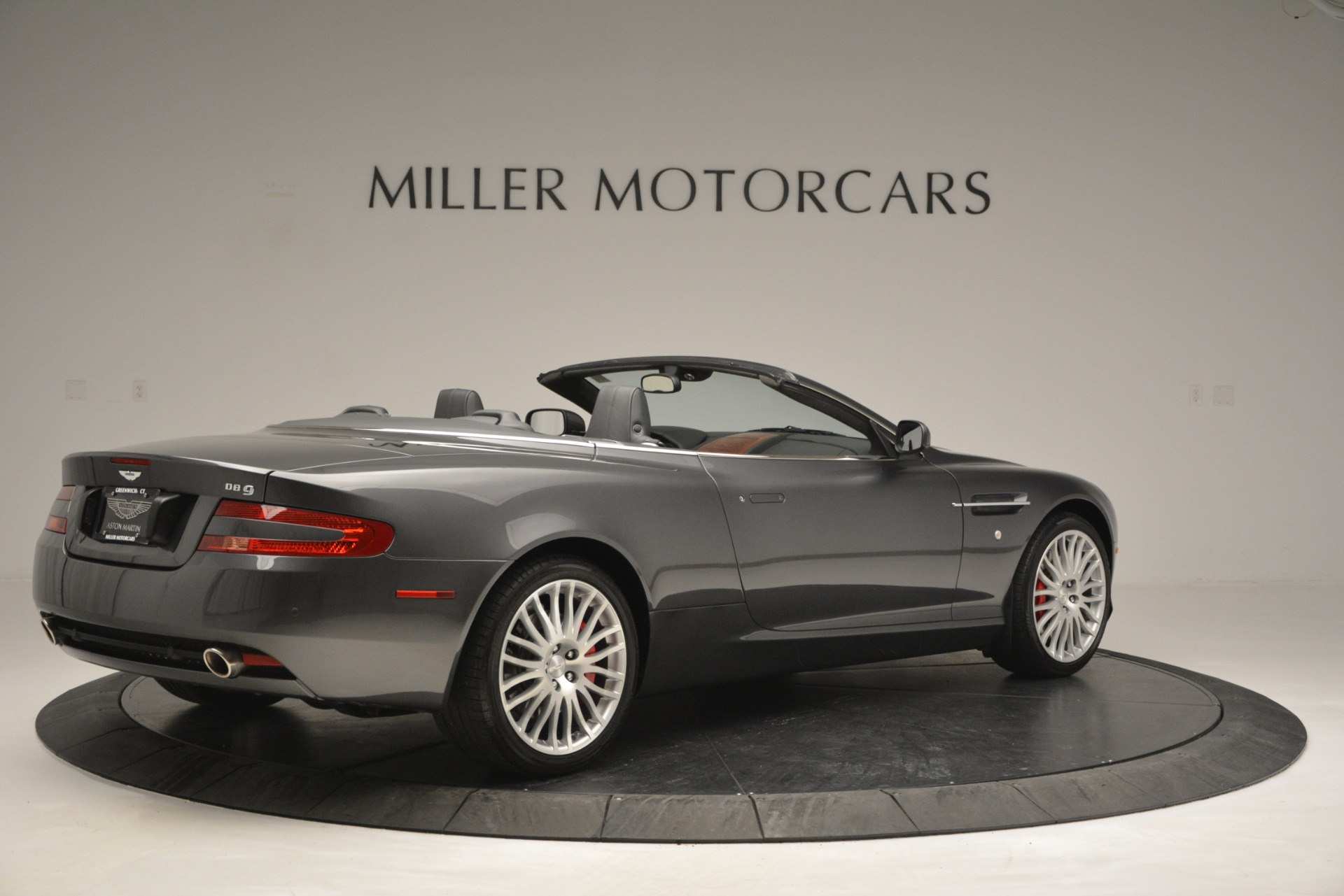 Used 2009 Aston Martin DB9 Convertible For Sale In Greenwich, CT 2930_p8