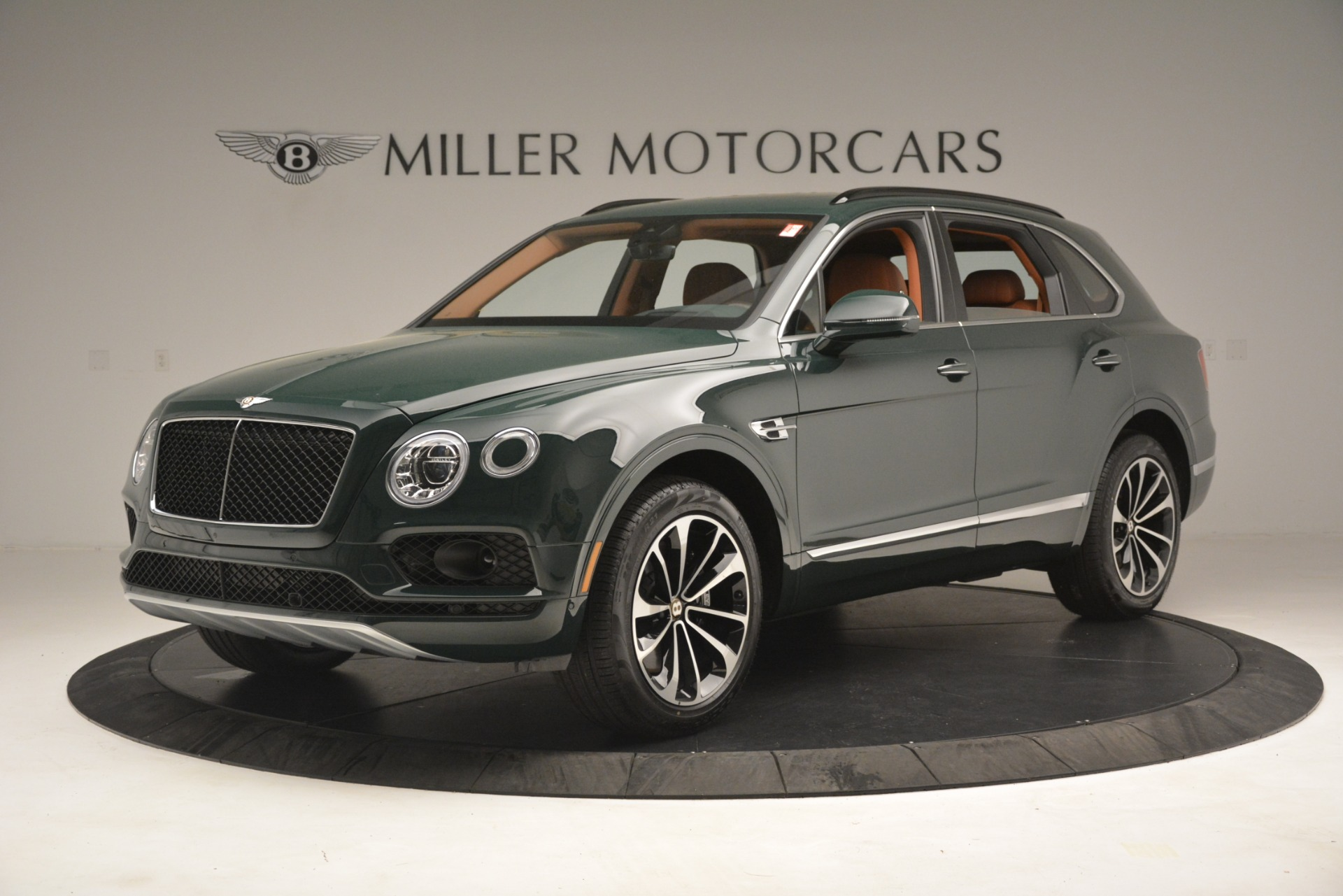 New 2019 Bentley Bentayga V8 For Sale In Greenwich, CT 2940_p2