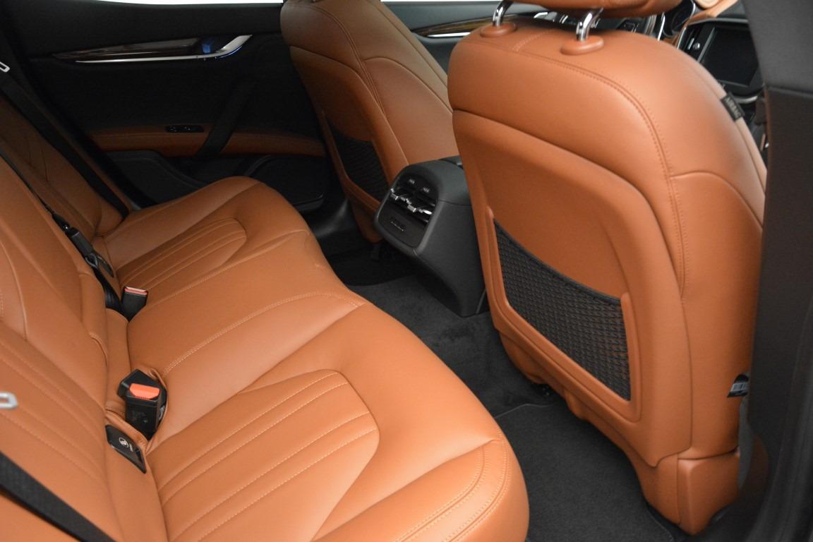 Used 2015 Maserati Ghibli S Q4 For Sale In Greenwich, CT 2941_p18