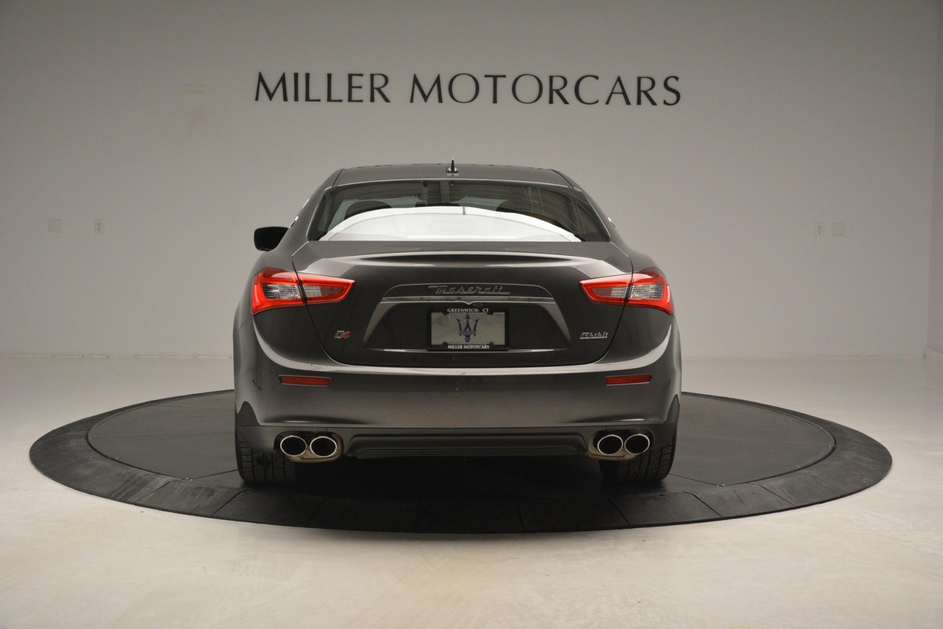 Used 2015 Maserati Ghibli S Q4 For Sale In Greenwich, CT 2941_p7