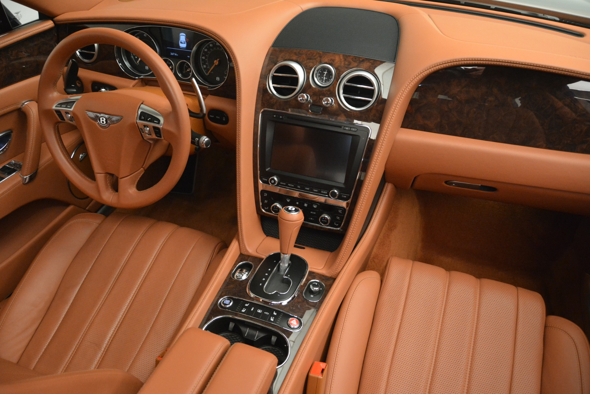 Used 2016 Bentley Flying Spur W12 For Sale In Greenwich, CT 2943_p30