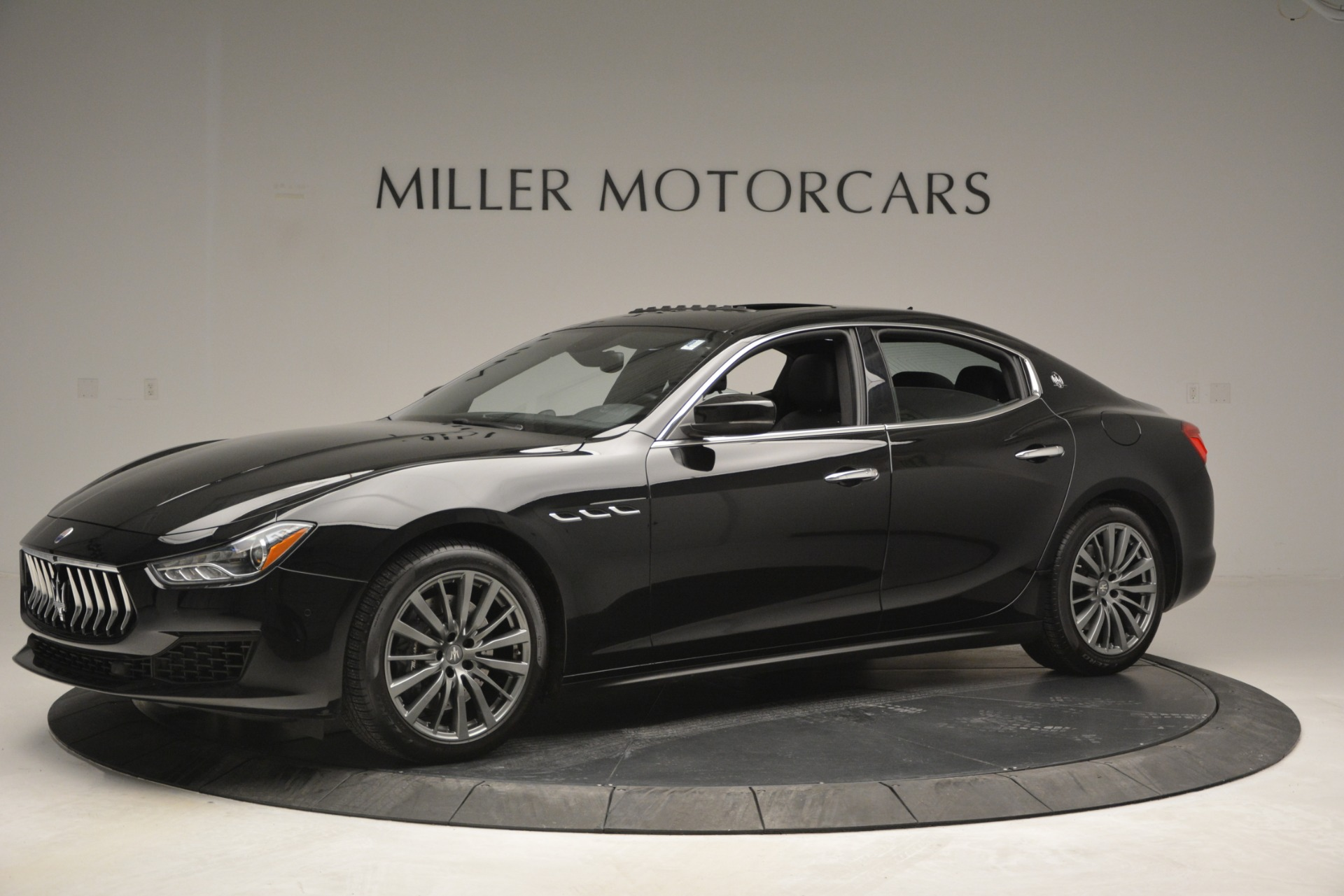 Used 2018 Maserati Ghibli S Q4 For Sale In Greenwich, CT 2944_p2