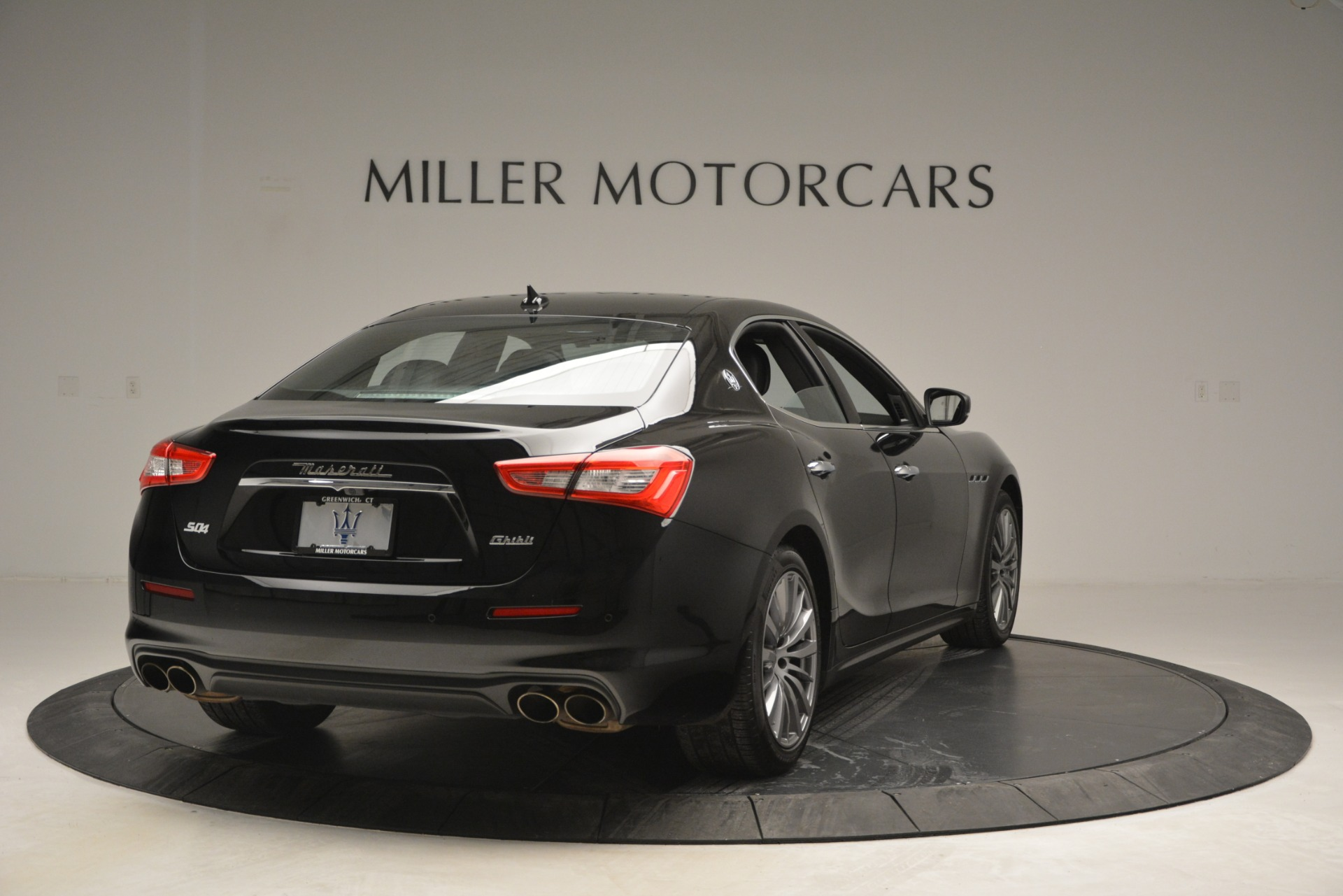 Used 2018 Maserati Ghibli S Q4 For Sale In Greenwich, CT 2944_p9