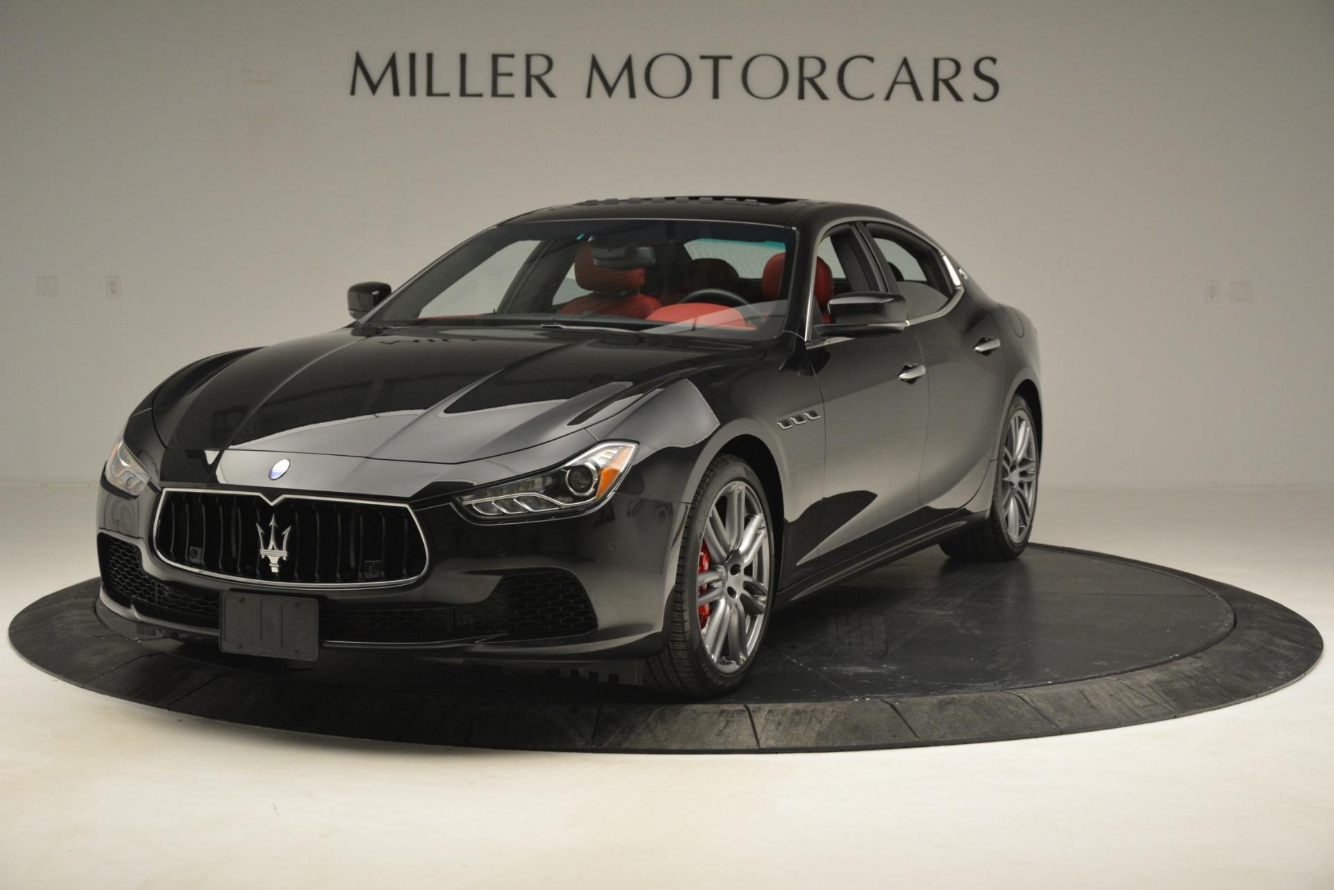 Used 2016 Maserati Ghibli S Q4 For Sale In Greenwich, CT 2945_main