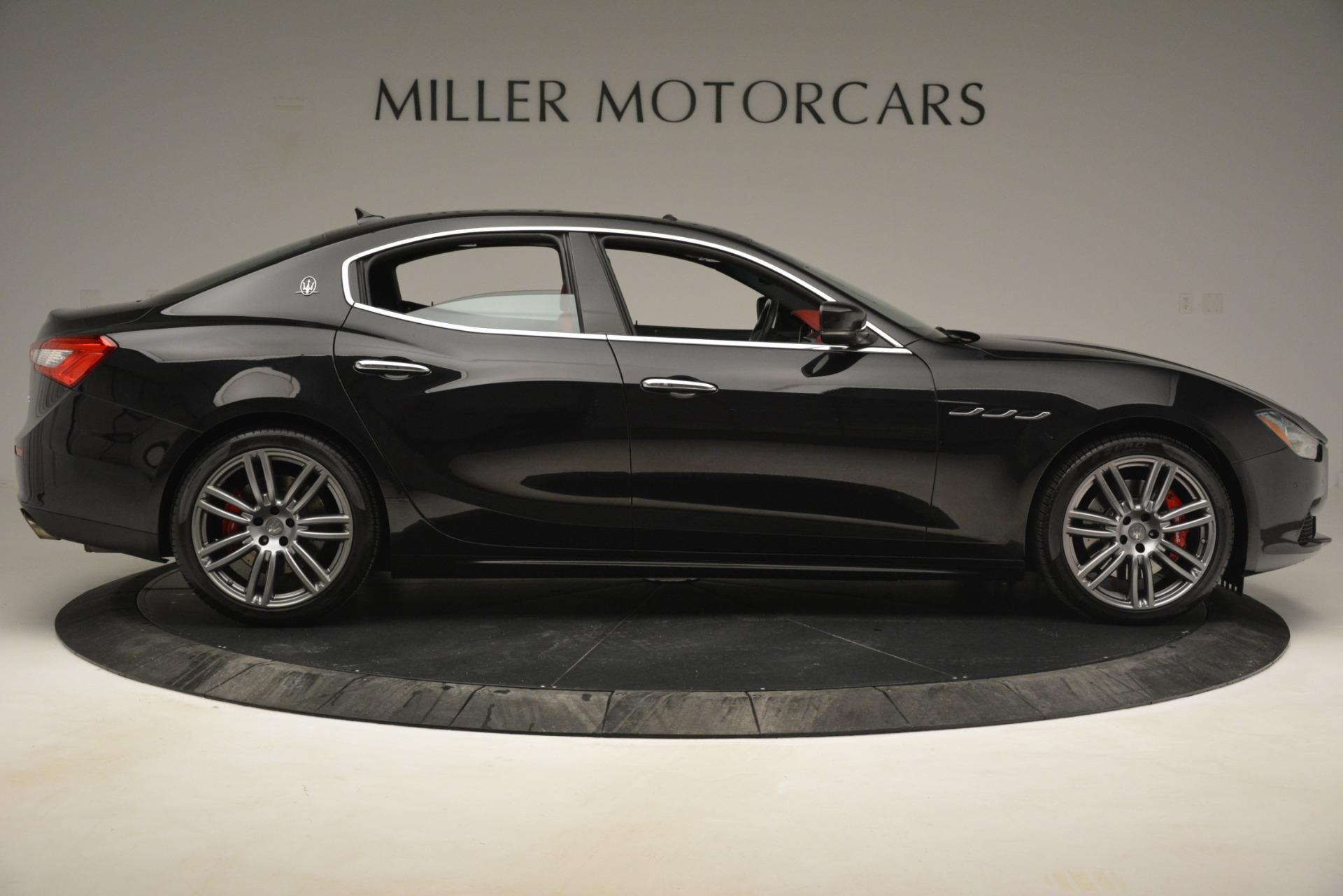 Used 2016 Maserati Ghibli S Q4 For Sale In Greenwich, CT 2945_p11