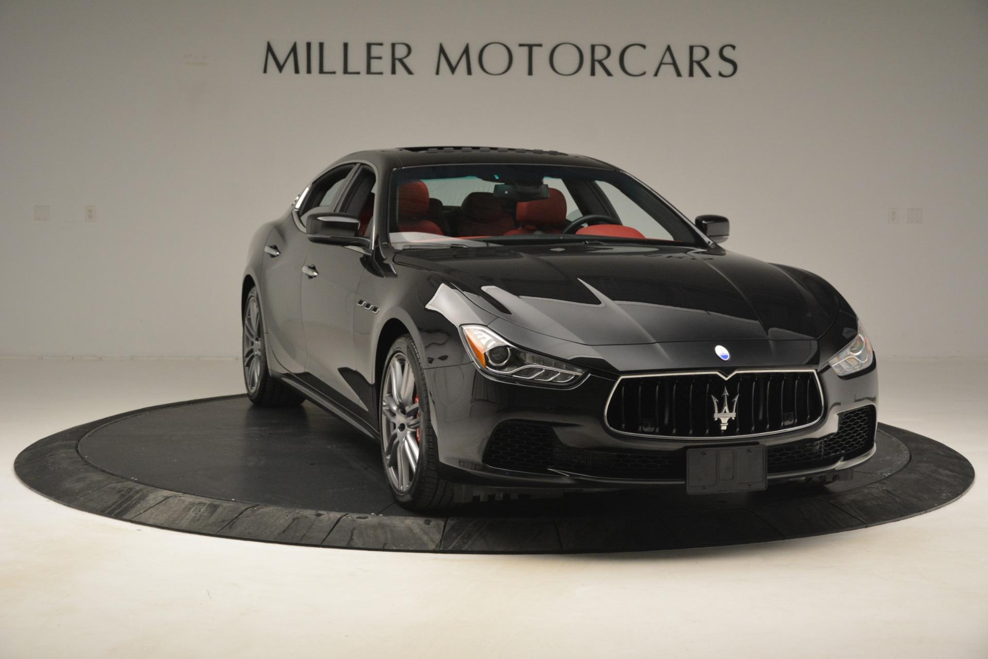 Used 2016 Maserati Ghibli S Q4 For Sale In Greenwich, CT 2945_p14