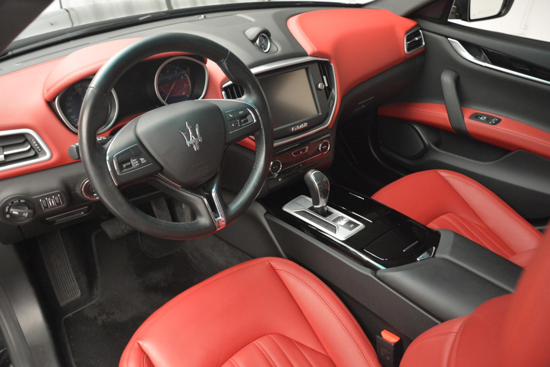 Used 2016 Maserati Ghibli S Q4 For Sale In Greenwich, CT 2945_p17