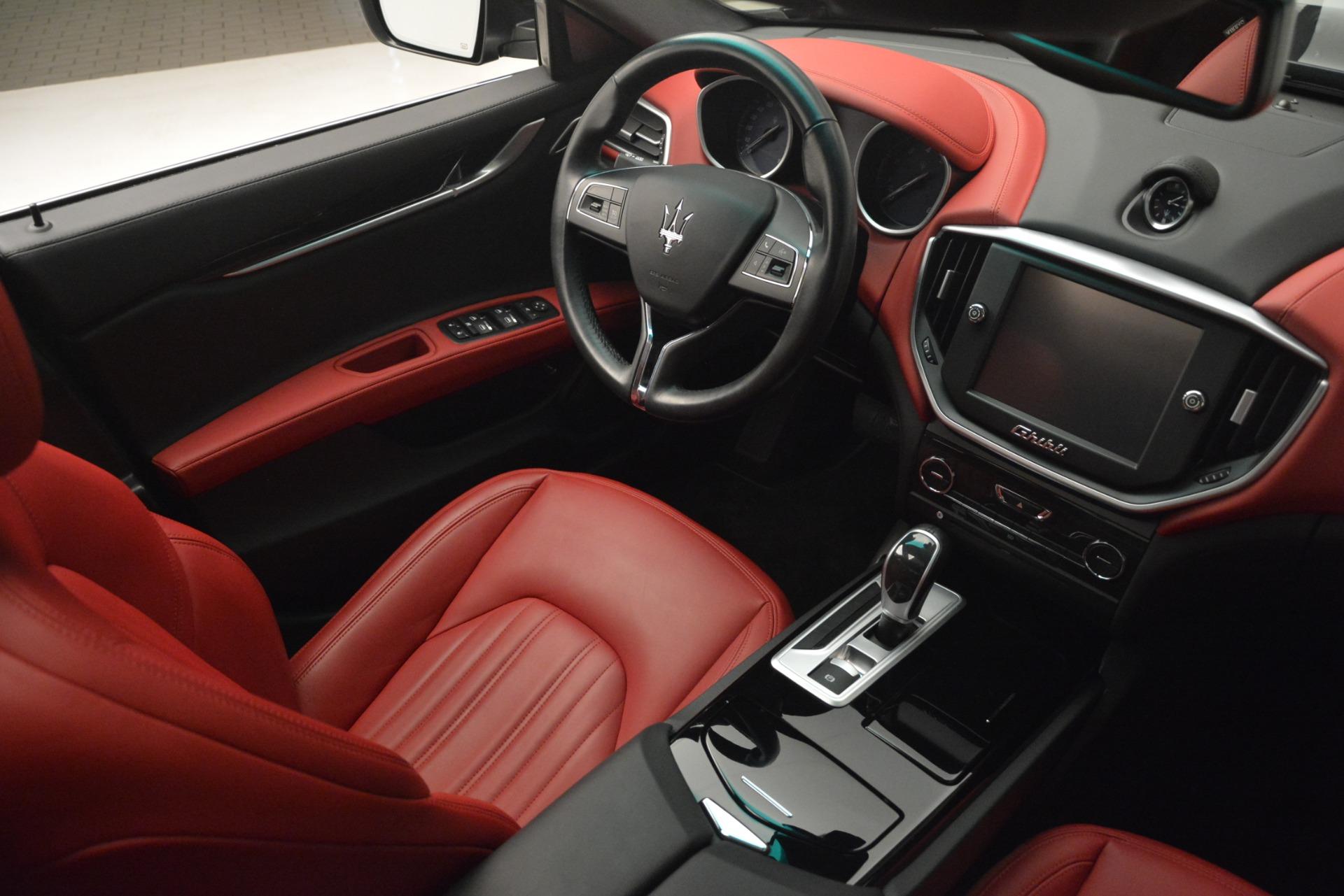 Used 2016 Maserati Ghibli S Q4 For Sale In Greenwich, CT 2945_p18