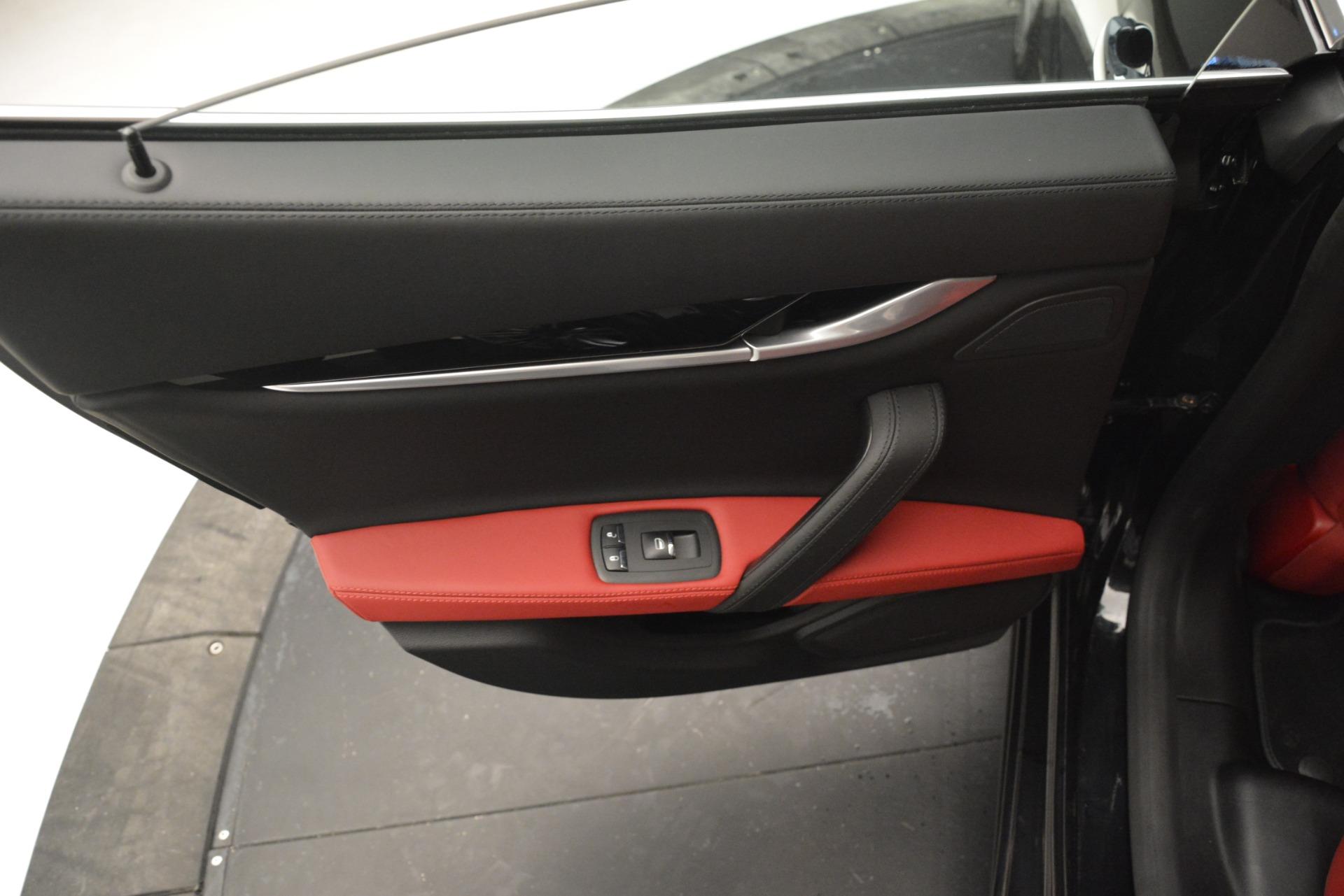 Used 2016 Maserati Ghibli S Q4 For Sale In Greenwich, CT 2945_p22