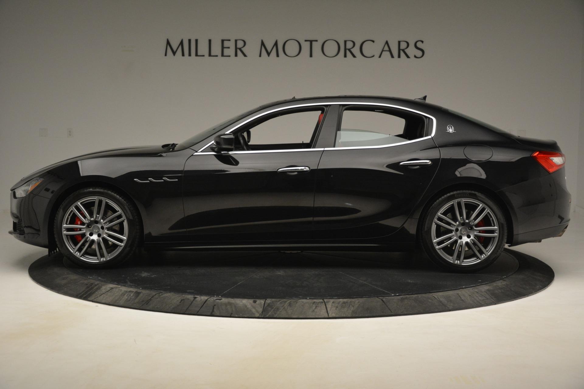 Used 2016 Maserati Ghibli S Q4 For Sale In Greenwich, CT 2945_p4