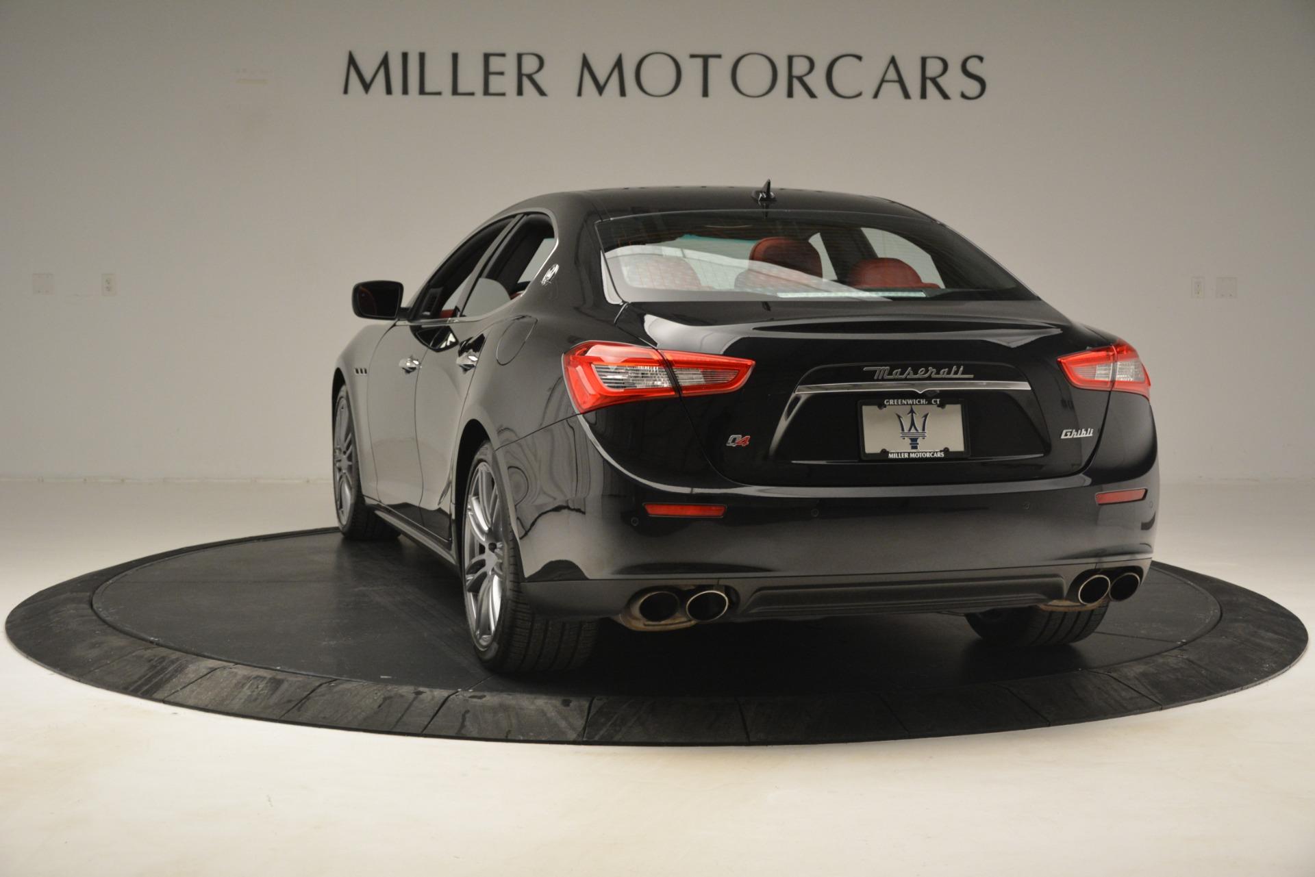 Used 2016 Maserati Ghibli S Q4 For Sale In Greenwich, CT 2945_p7