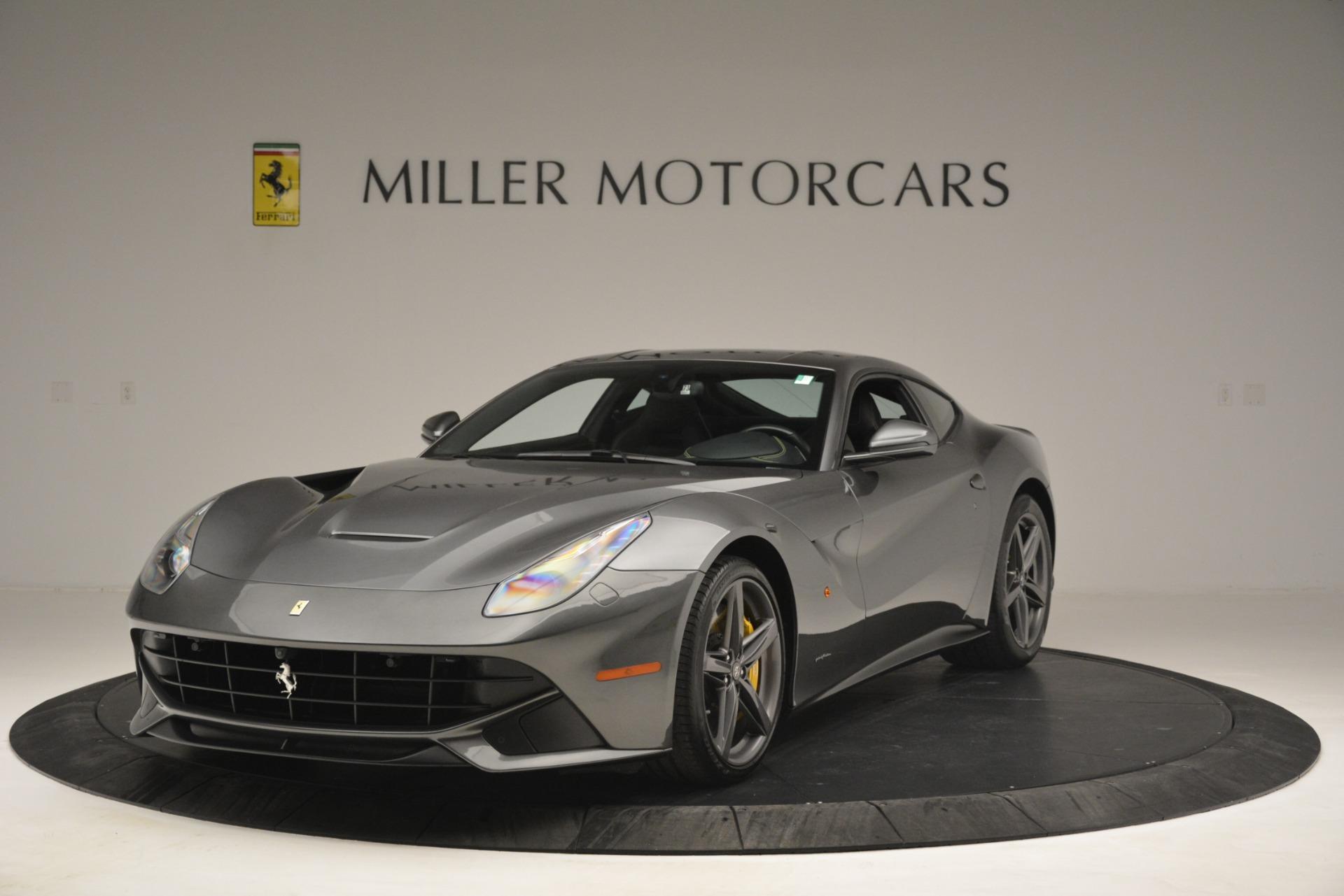 Used 2016 Ferrari F12 Berlinetta  For Sale In Greenwich, CT 2946_main