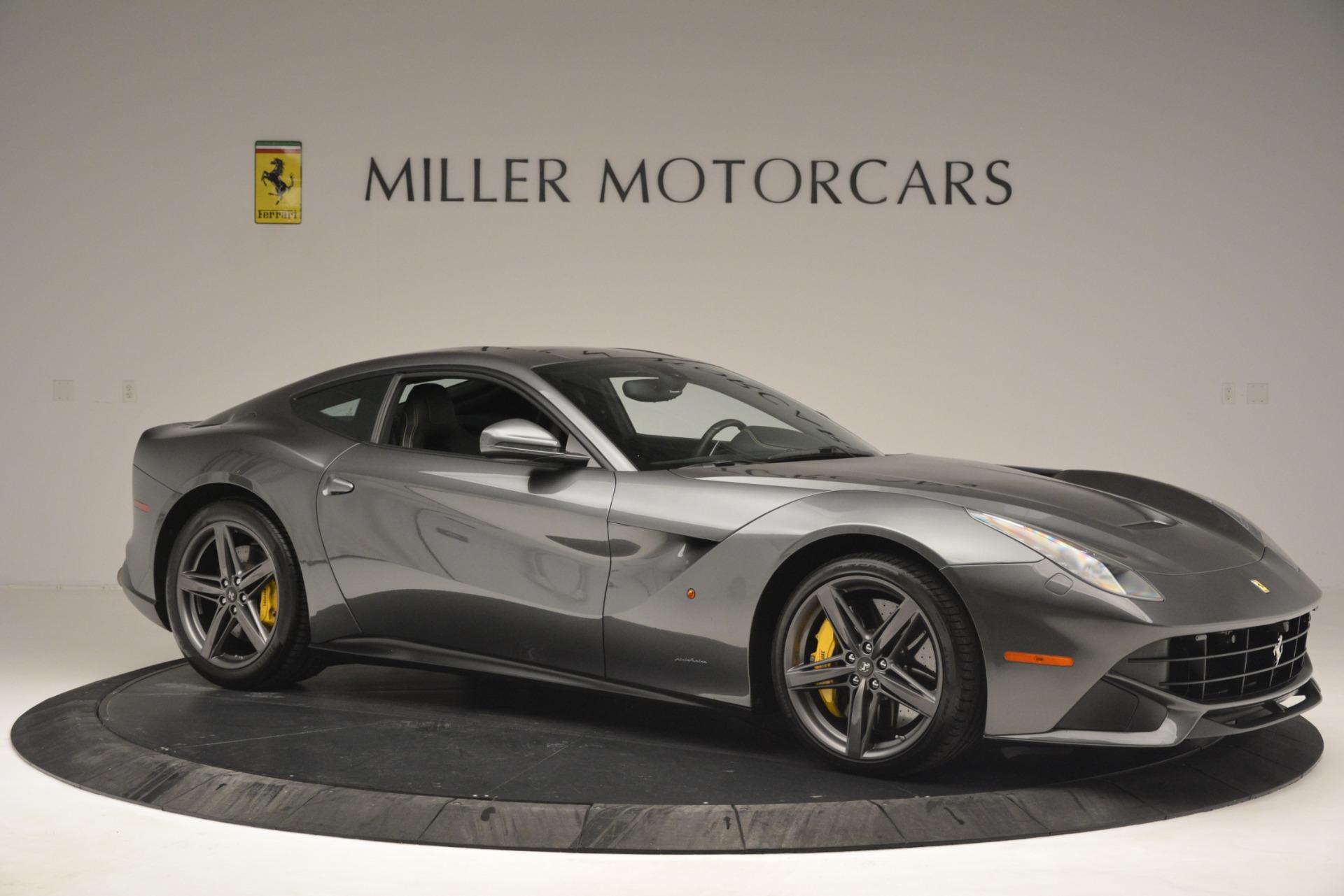 Used 2016 Ferrari F12 Berlinetta  For Sale In Greenwich, CT 2946_p10