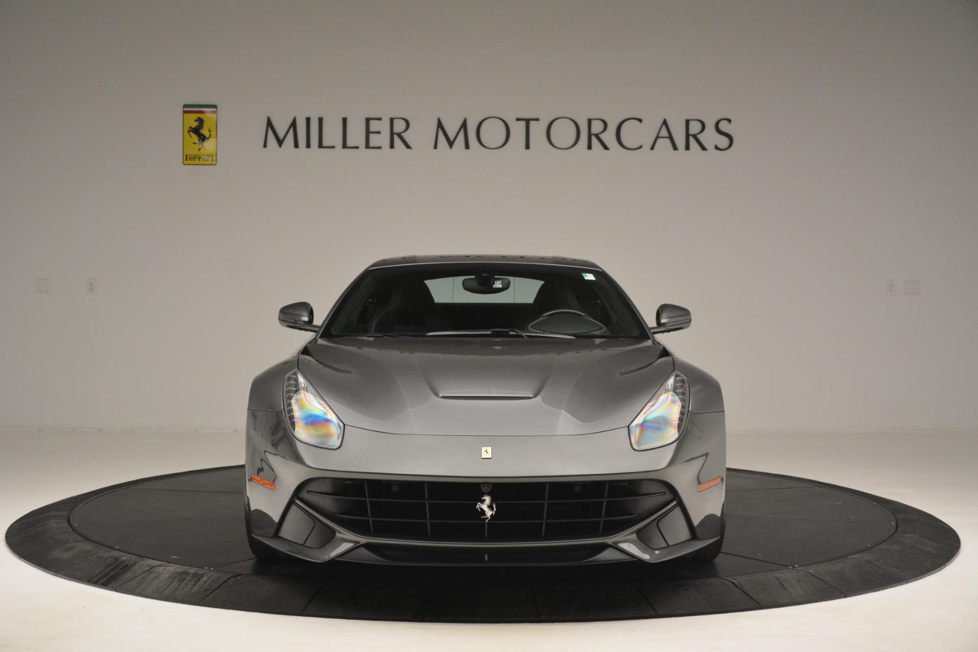 Used 2016 Ferrari F12 Berlinetta  For Sale In Greenwich, CT 2946_p12