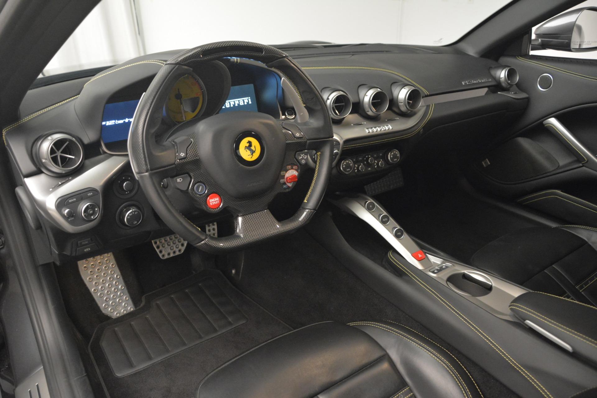 Used 2016 Ferrari F12 Berlinetta  For Sale In Greenwich, CT 2946_p13