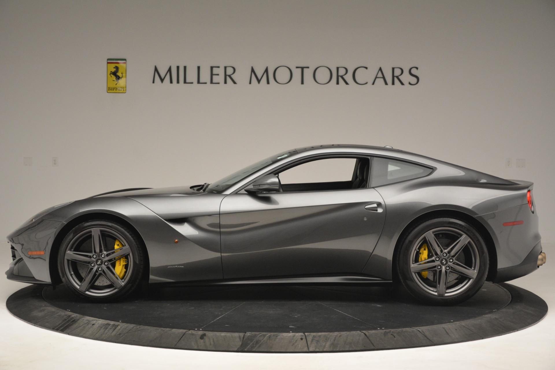 Used 2016 Ferrari F12 Berlinetta  For Sale In Greenwich, CT 2946_p3