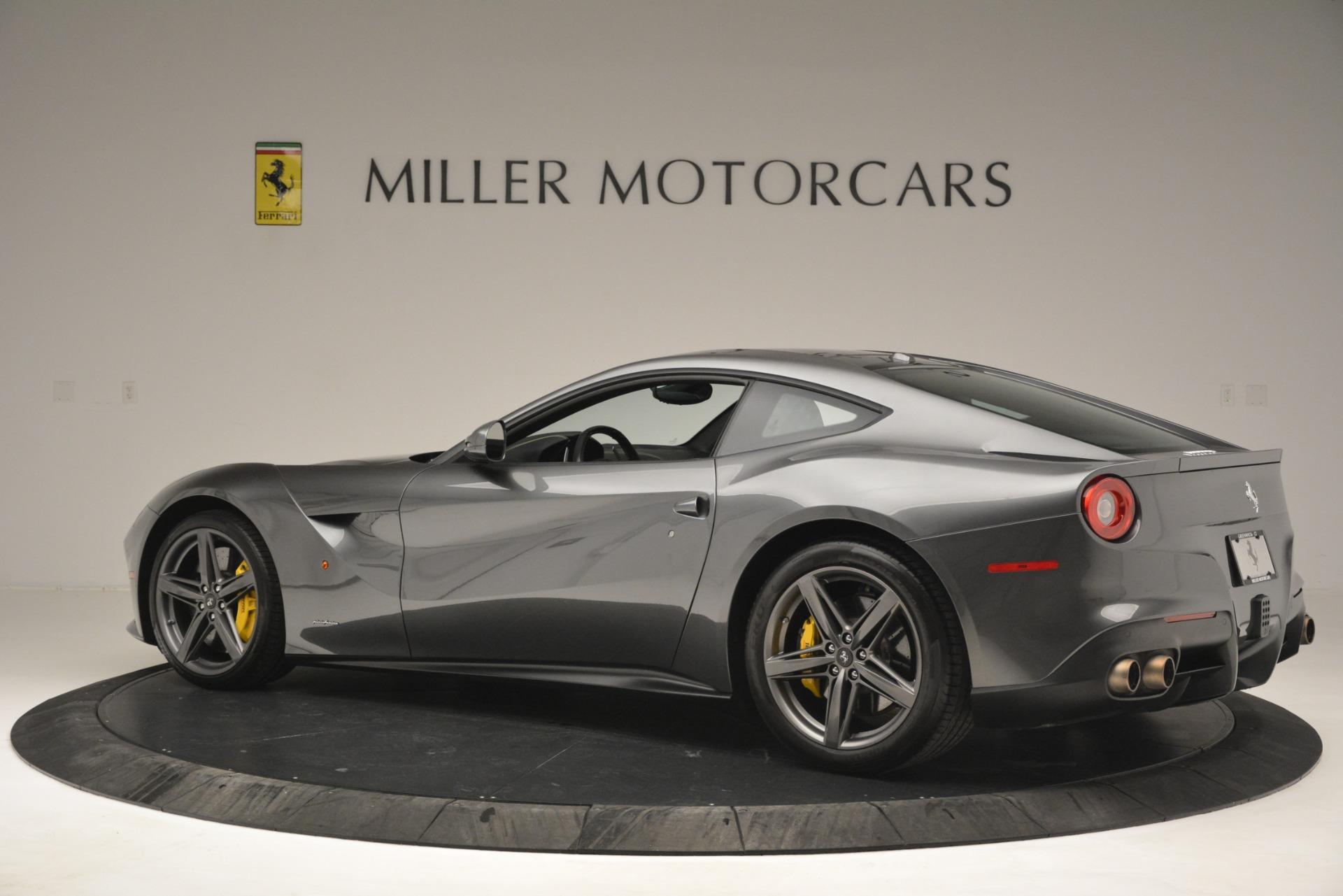 Used 2016 Ferrari F12 Berlinetta  For Sale In Greenwich, CT 2946_p4