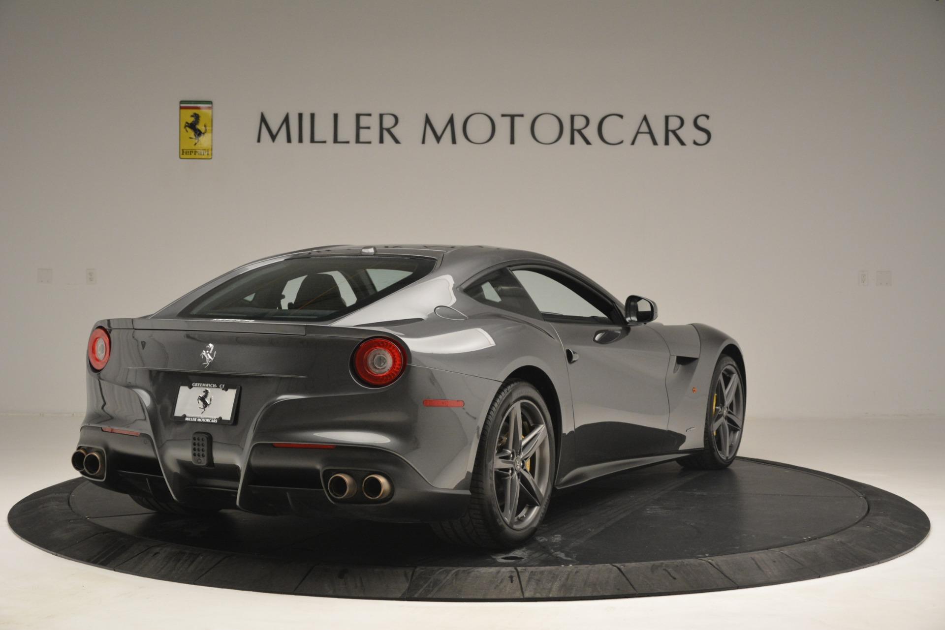 Used 2016 Ferrari F12 Berlinetta  For Sale In Greenwich, CT 2946_p7