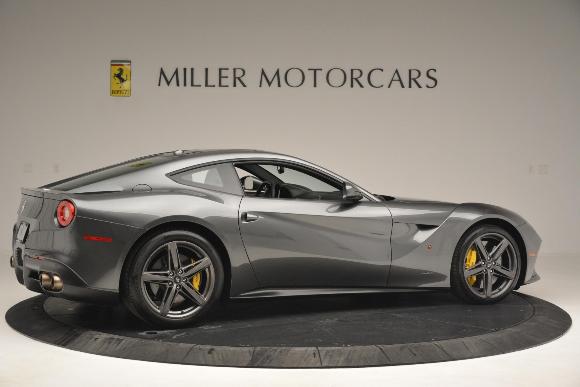 Used 2016 Ferrari F12 Berlinetta  For Sale In Greenwich, CT 2946_p8