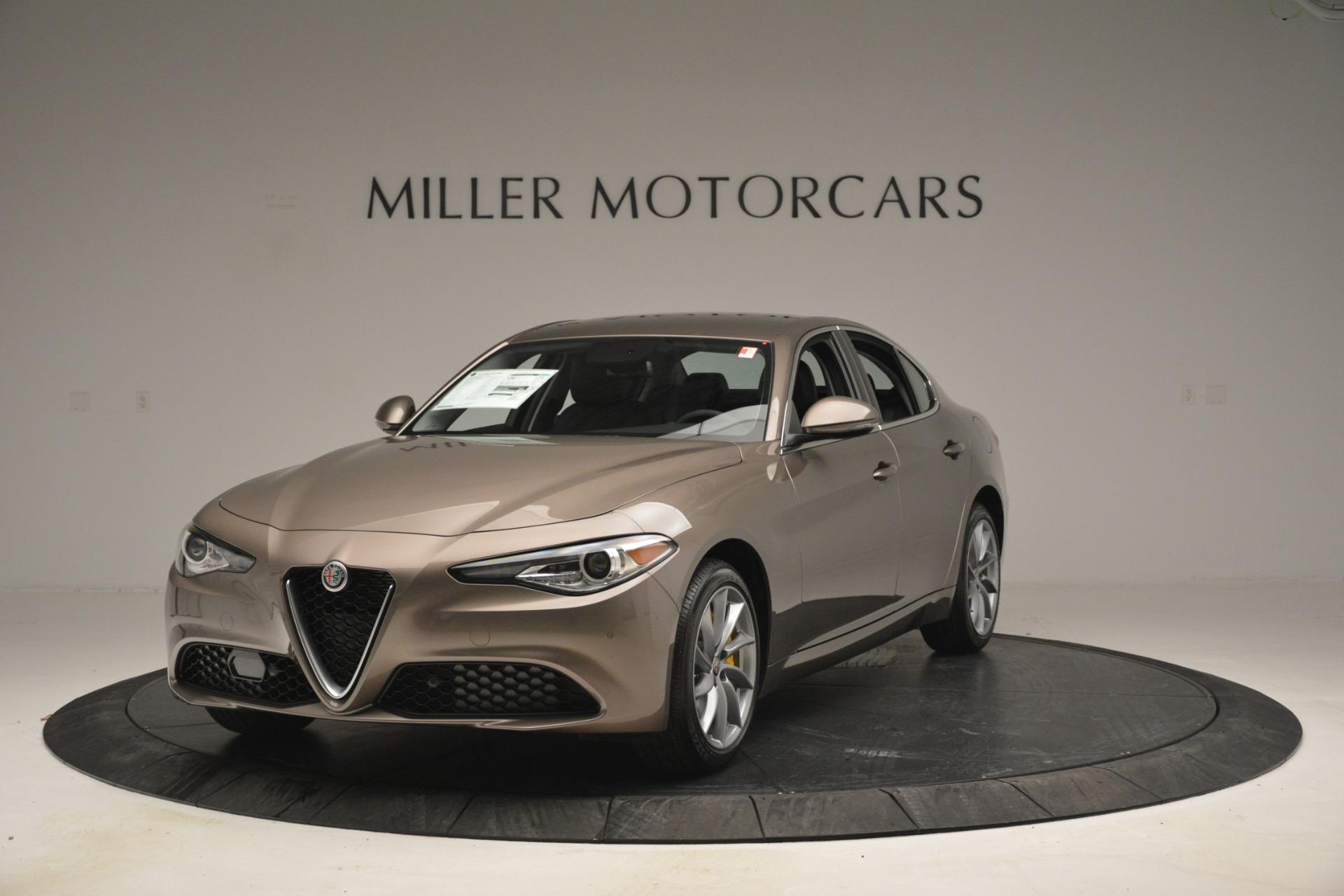 New 2019 Alfa Romeo Giulia Q4 For Sale In Greenwich, CT 2947_main