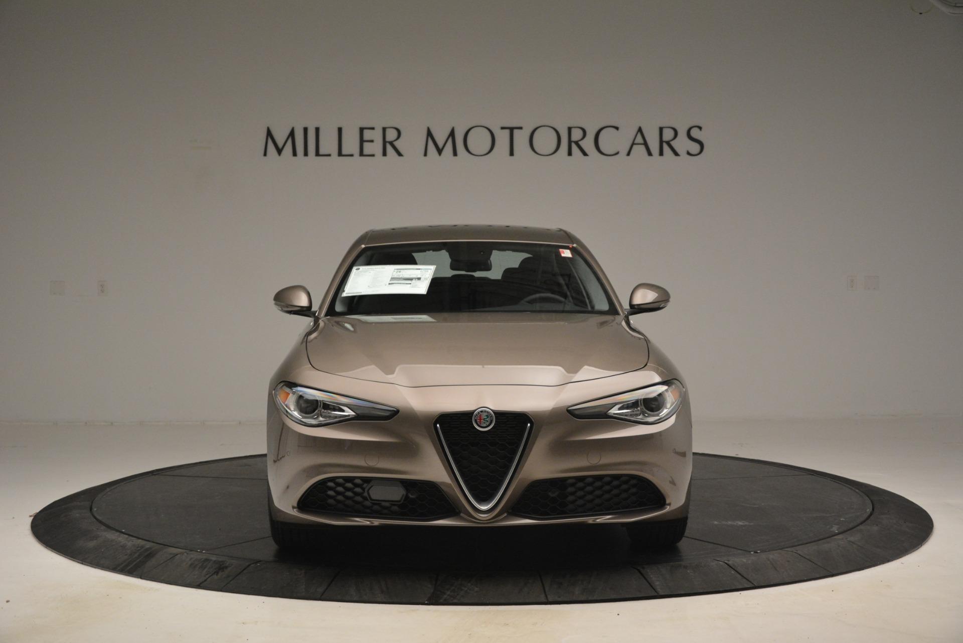 New 2019 Alfa Romeo Giulia Q4 For Sale In Greenwich, CT 2947_p14