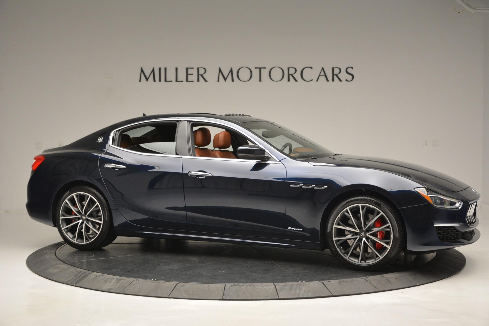 New 2019 Maserati Ghibli S Q4 GranSport For Sale In Greenwich, CT 2948_p14